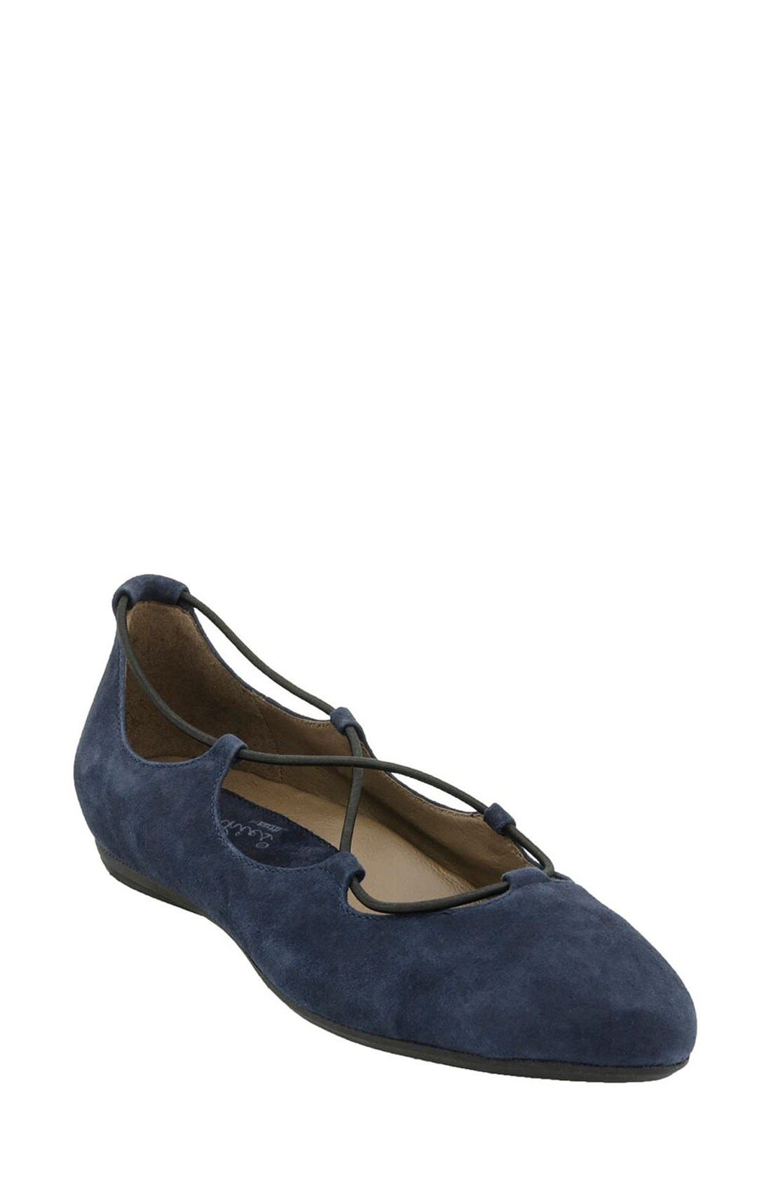 Earthies® 'Essen' Ghillie Flat (Women)
