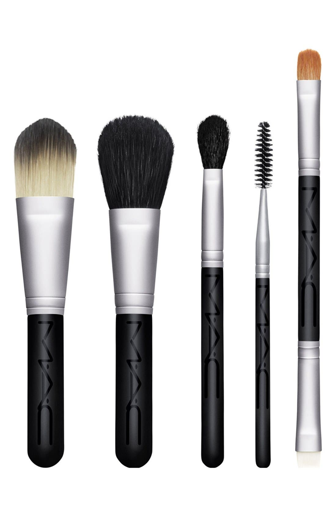 Alternate Image 2  - MAC 'Look in a Box - Basic' Brush Kit (Nordstrom Exclusive) ($167 Value)