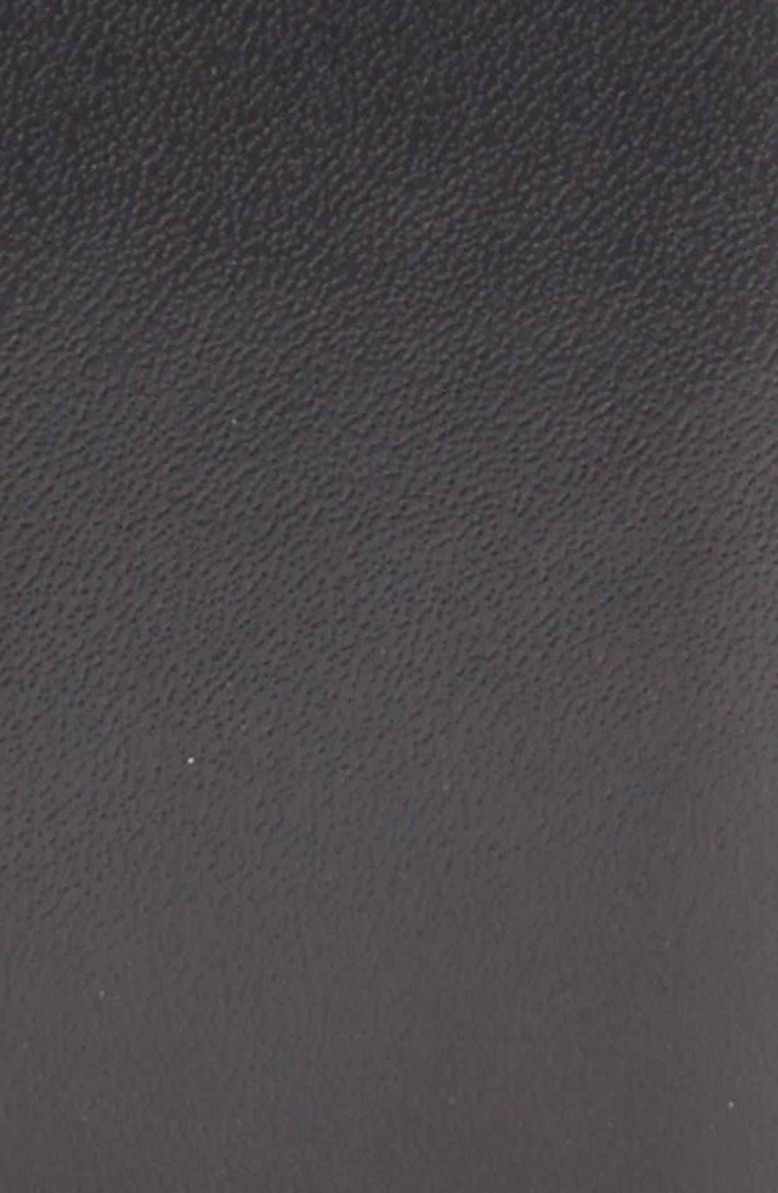 Alternate Image 4  - Nordstrom Men's Shop Reversible Leather Belt