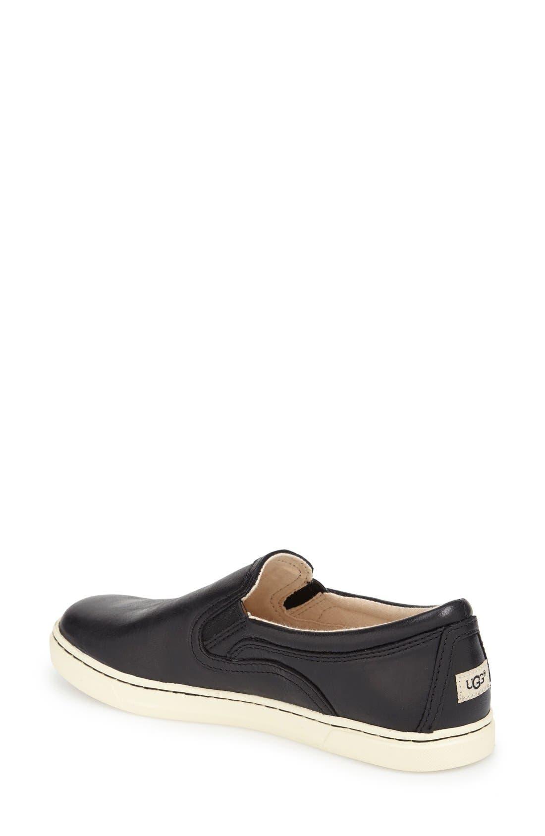 Alternate Image 2  - UGG® Fierce Sneaker (Women)