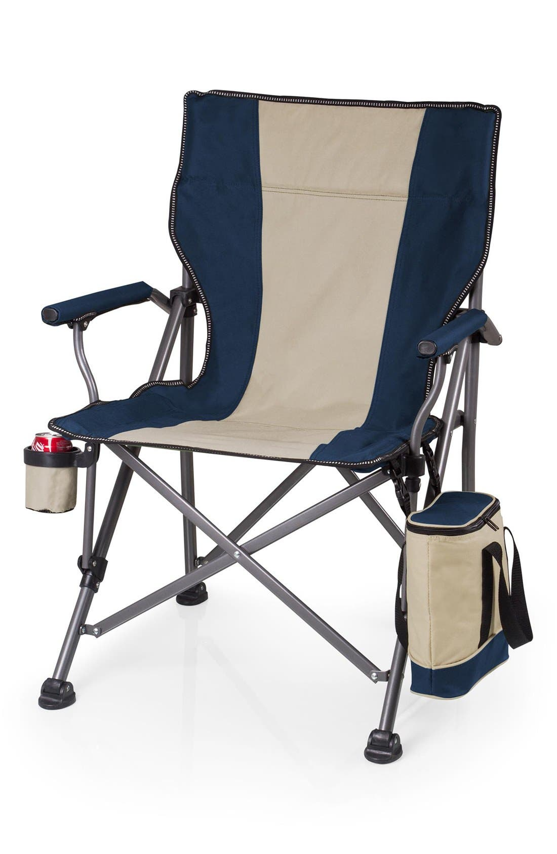 'Outlander' Camp Chair,                             Main thumbnail 1, color,                             Blue