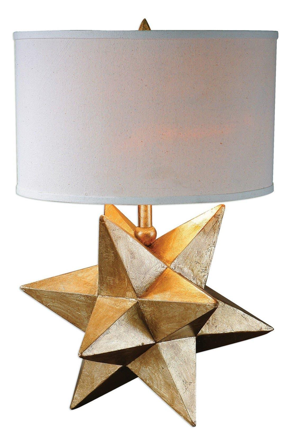 Uttermost 'Starburst' Table Lamp