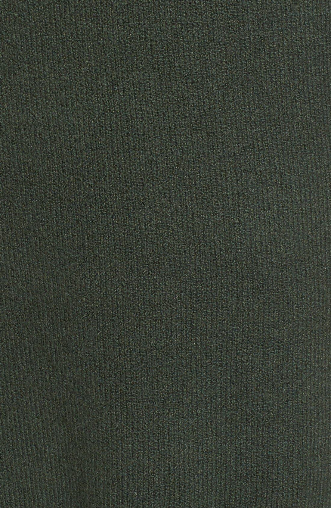 Alternate Image 5  - BP. Off the Shoulder Sweater Dress
