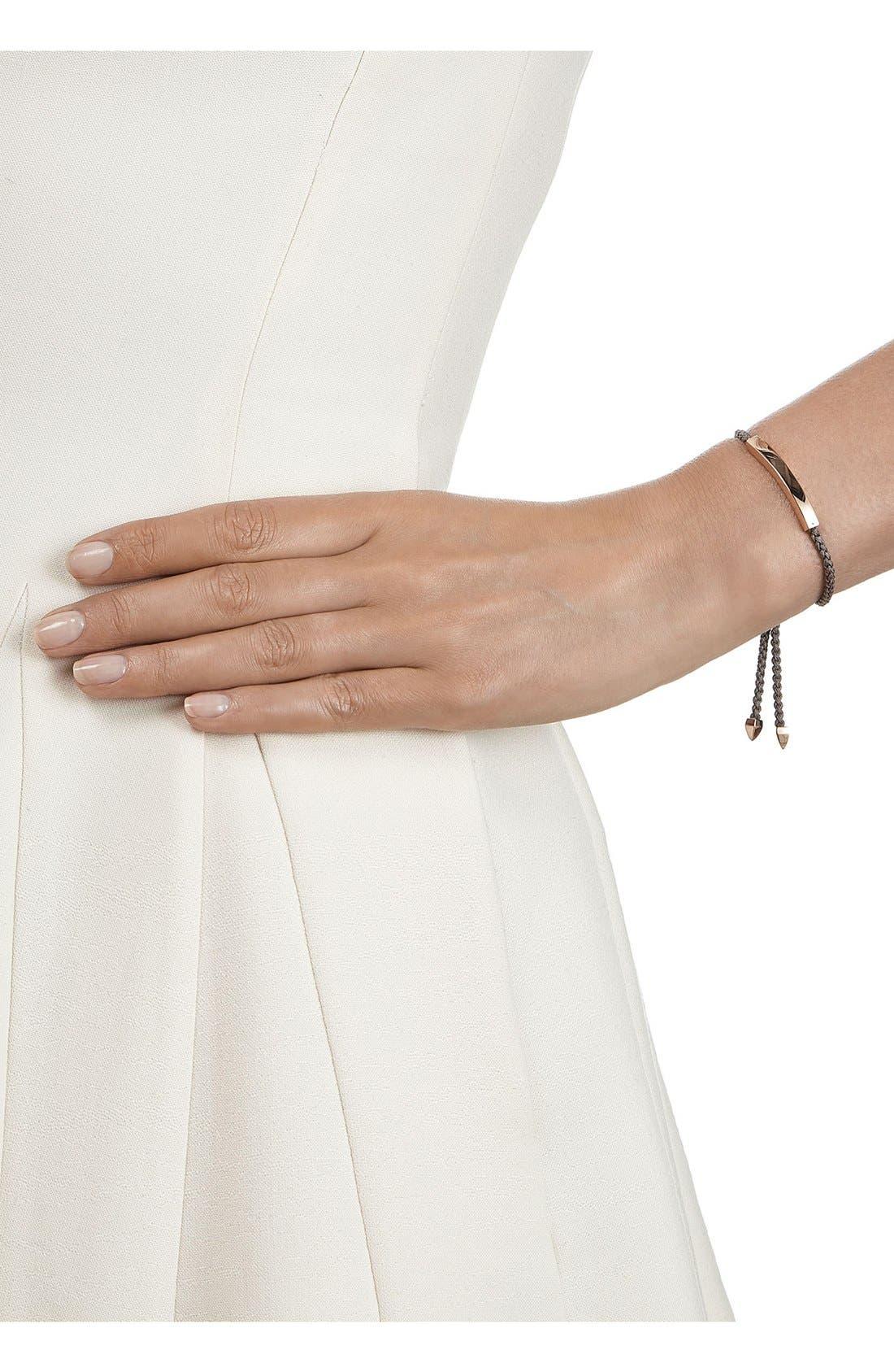 Alternate Image 2  - Monica Vinader Linear Friendship Bracelet