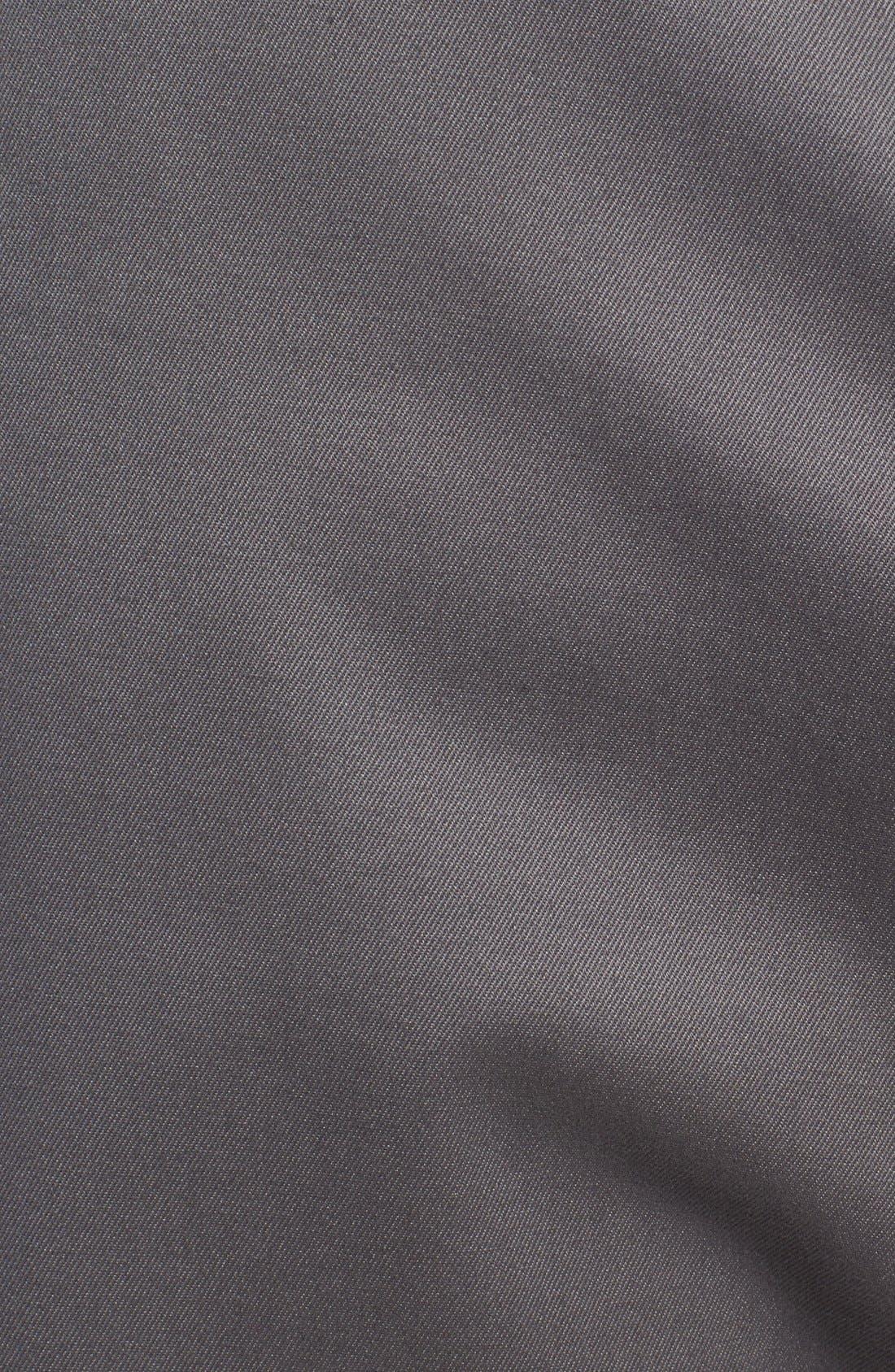 Alternate Image 5  - Nordstrom Men's Shop Smartcare™ Flat Front Shorts