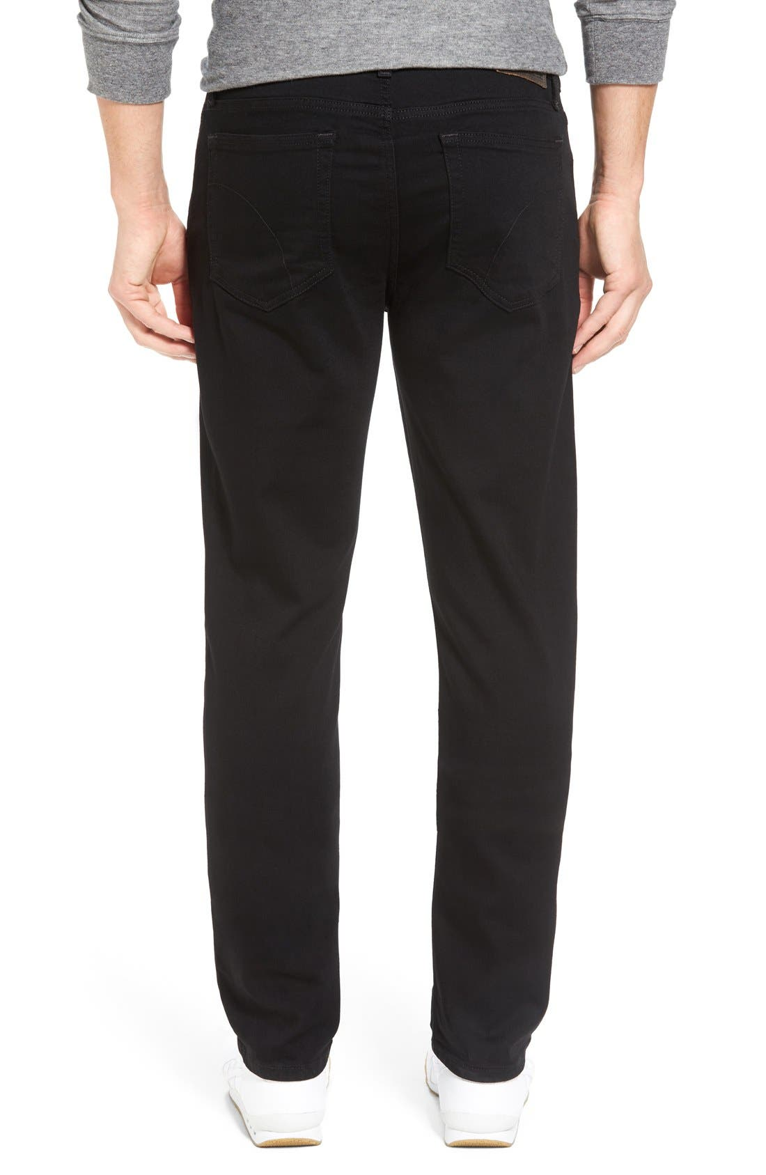 Alternate Image 2  - Joe's Brixton Kinetic Slim Straight Fit Jeans (Griffith)