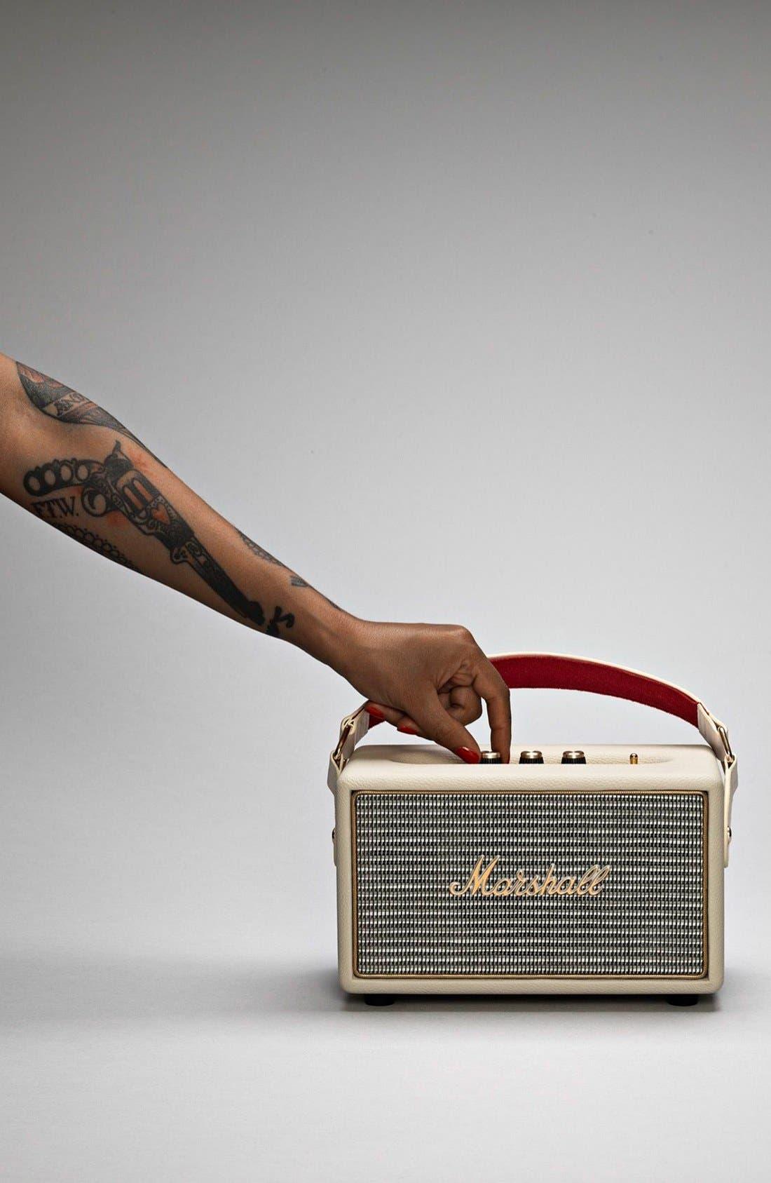 Alternate Image 2  - Marshall Kilburn Portable Bluetooth® Speaker