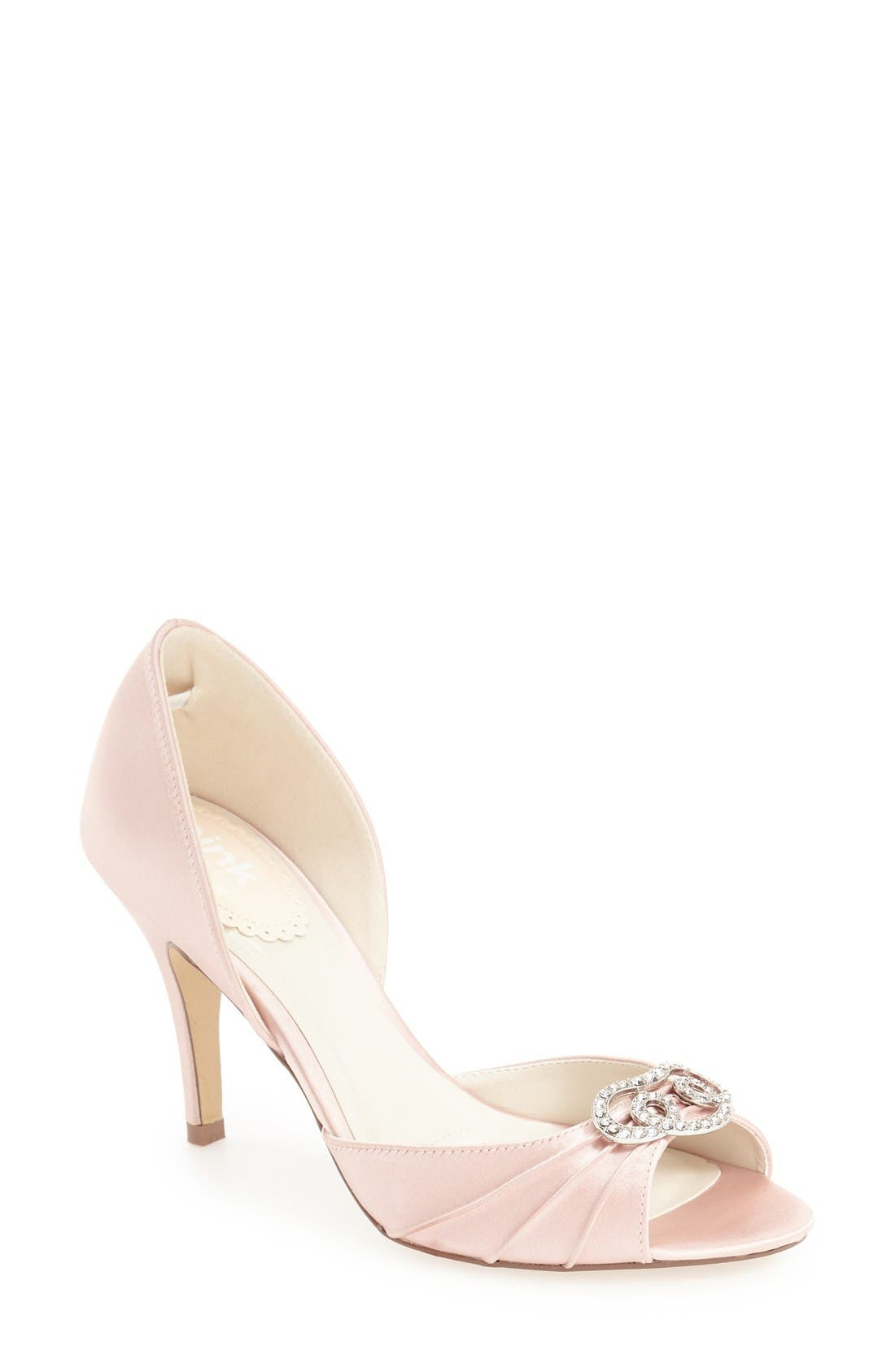 Alternate Image 1 Selected - pink paradox london 'Amour' d'Orsay Pump (Women)