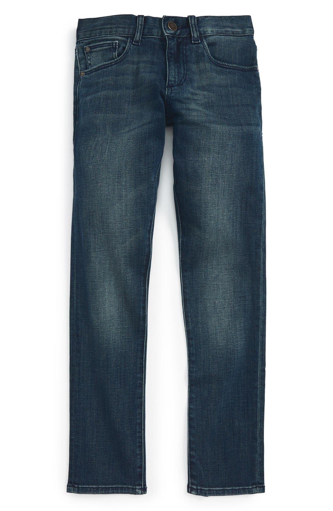 DL1961 'Hawke' Skinny Jeans (Big Boys)