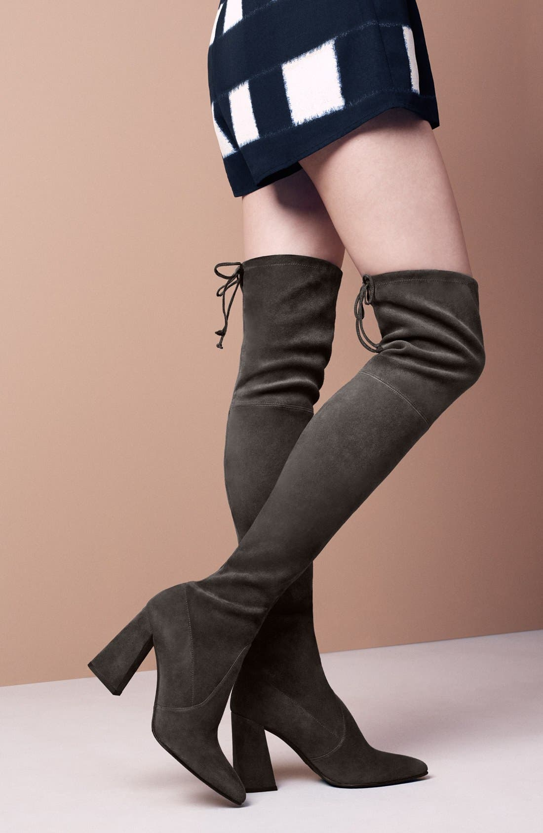 Alternate Image 5  - Stuart Weitzman Highstreet Over The Knee Boot (Women)