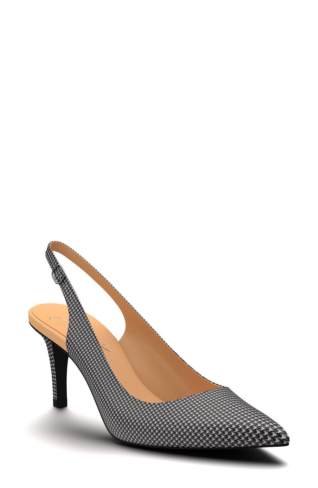 SHOES OF PREY Slingback Pump
