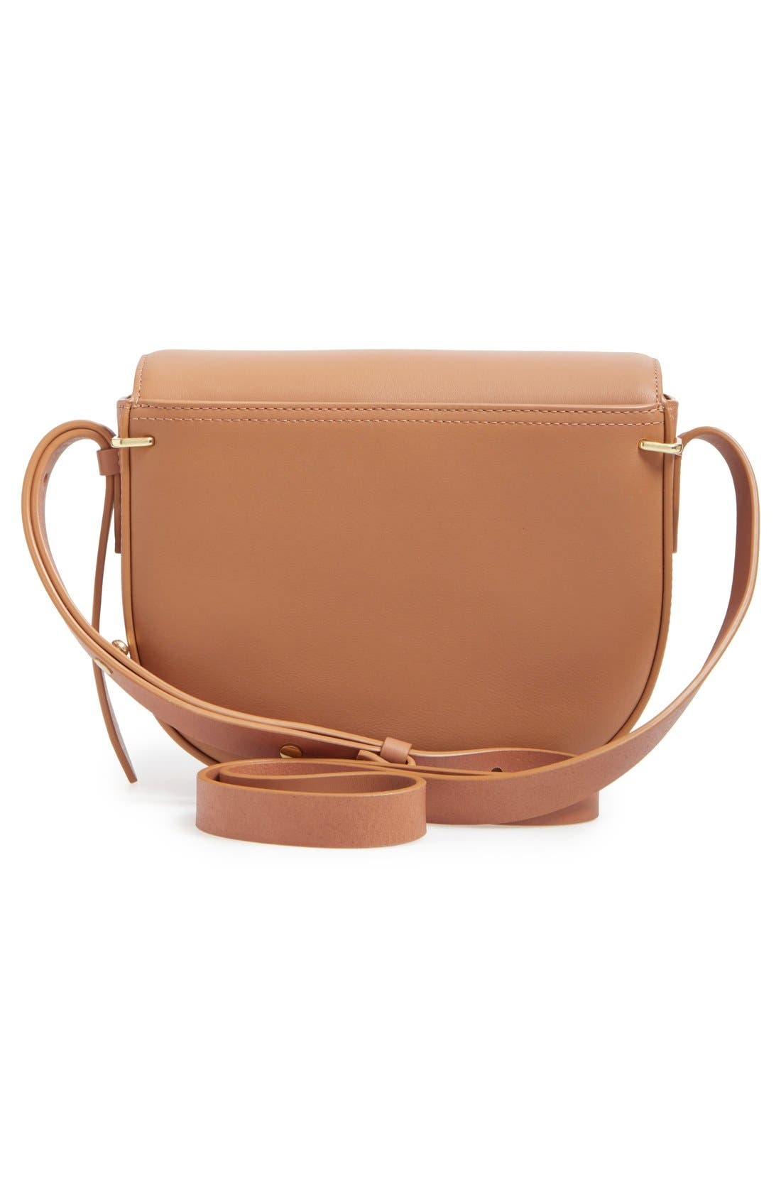 Alternate Image 3  - 3.1 Phillip Lim Alix Leather Saddle Bag