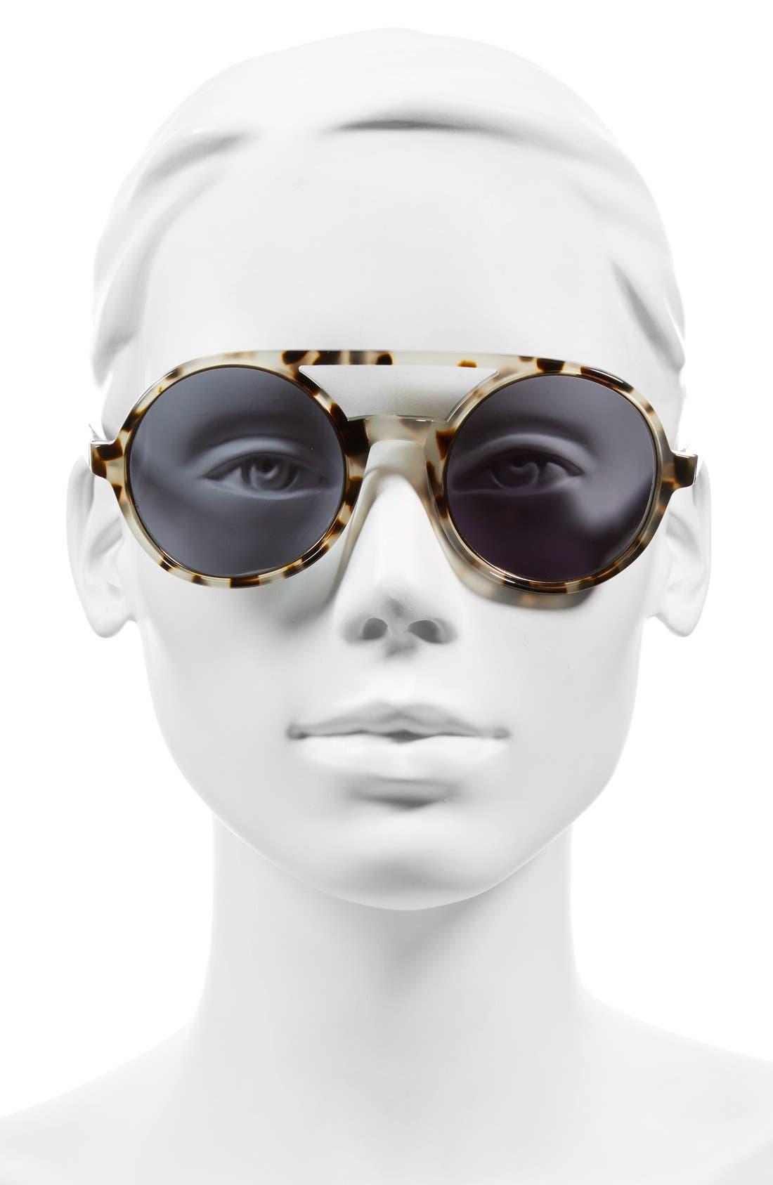 Alternate Image 2  - Derek Lam 'Morton' 52mm Sunglasses