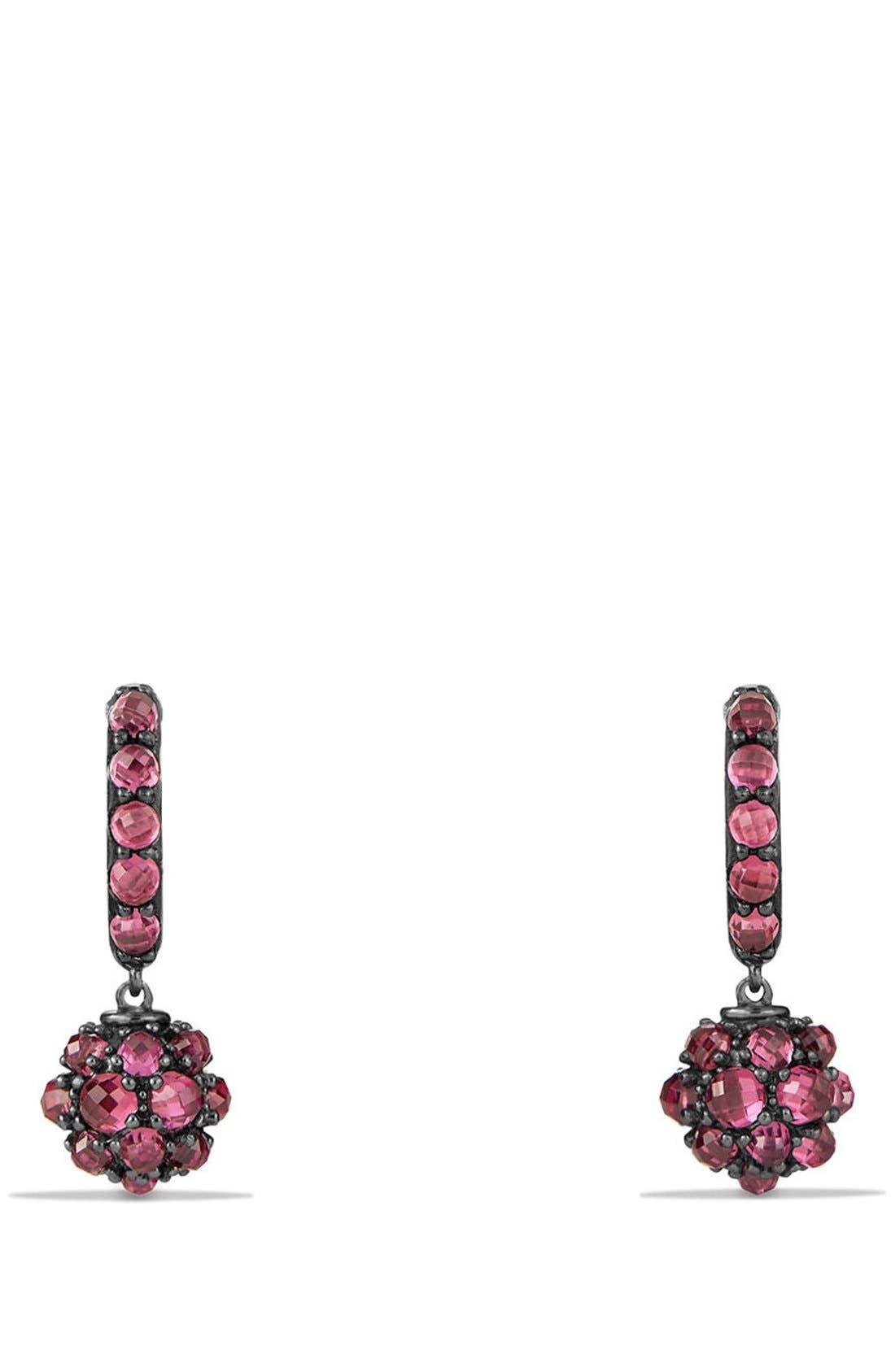 David Yurman Osetra Short Drop Earrings
