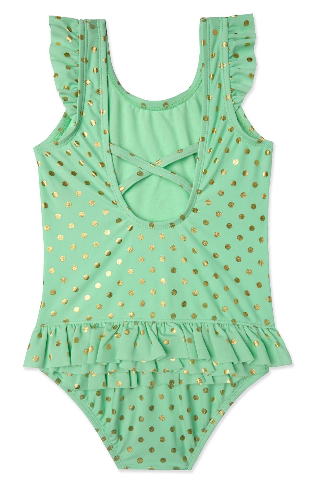 Alternate Image 2  - Hula Star 'Milkshake' One-Piece Swimsuit (Toddler Girls & Little Girls)
