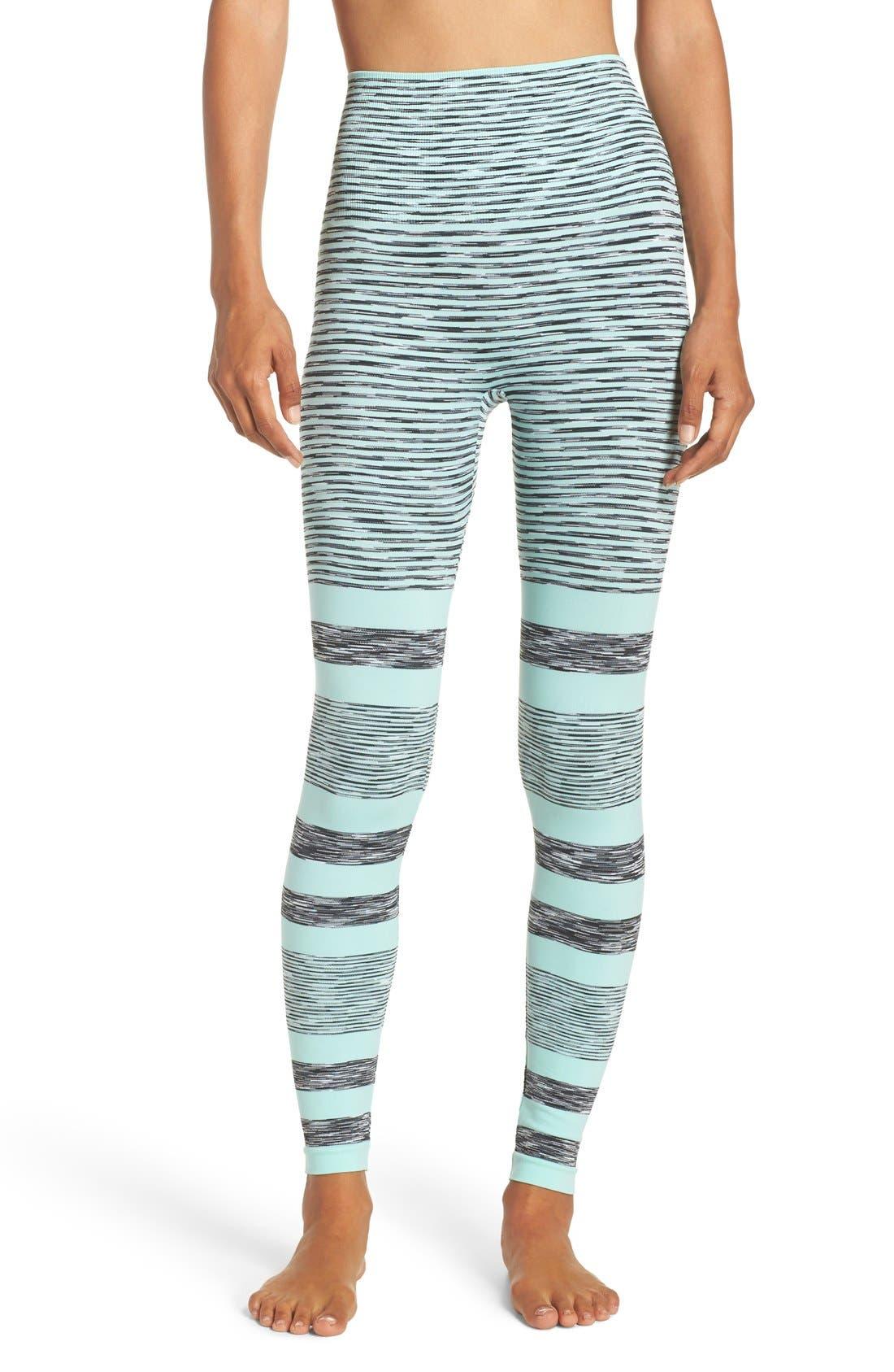Alternate Image 1 Selected - Climawear 'Raise the Bar' High Waist Seamless Leggings