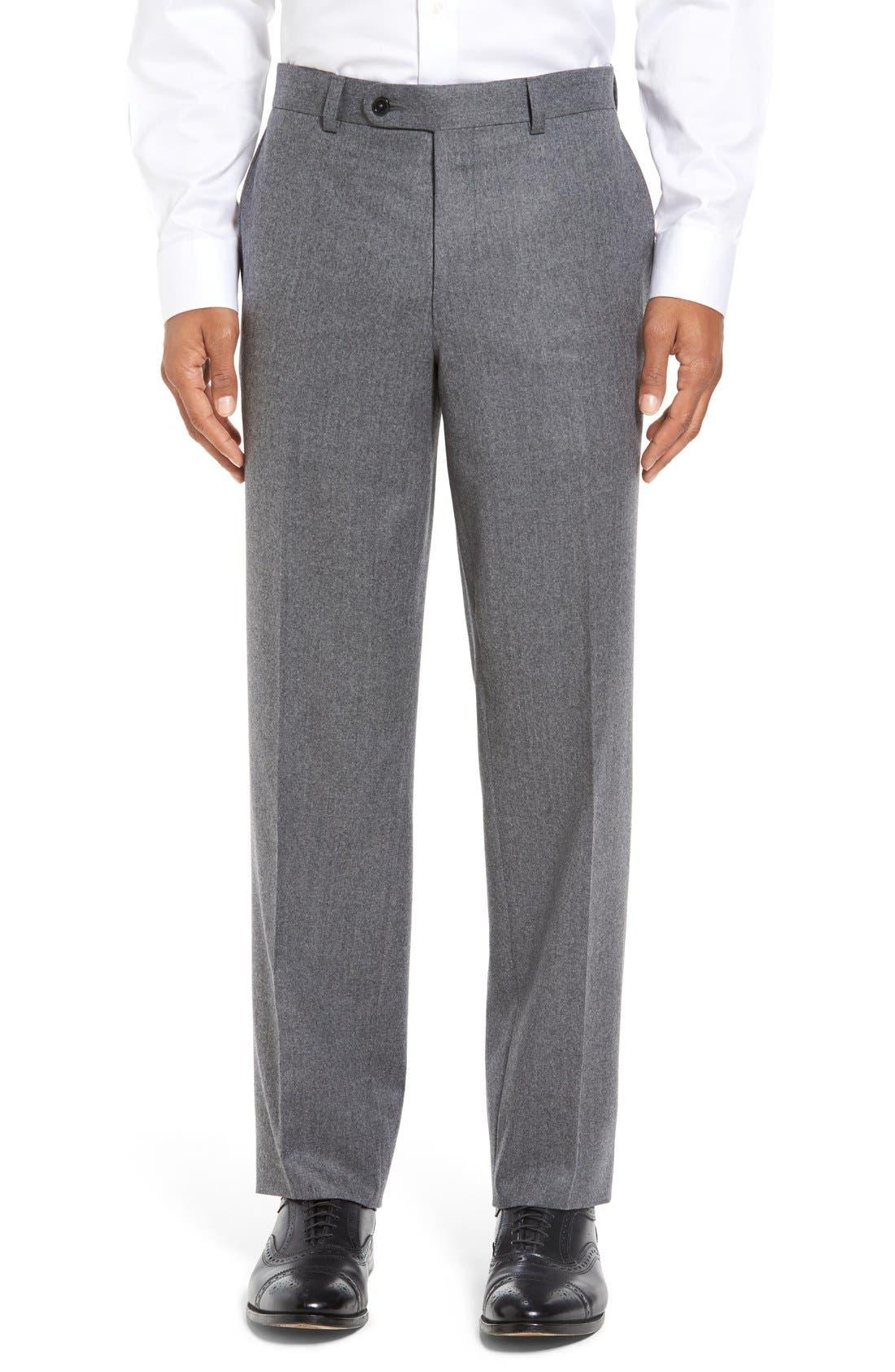 DAVID DONAHUE Ryan Classic Fit Trousers