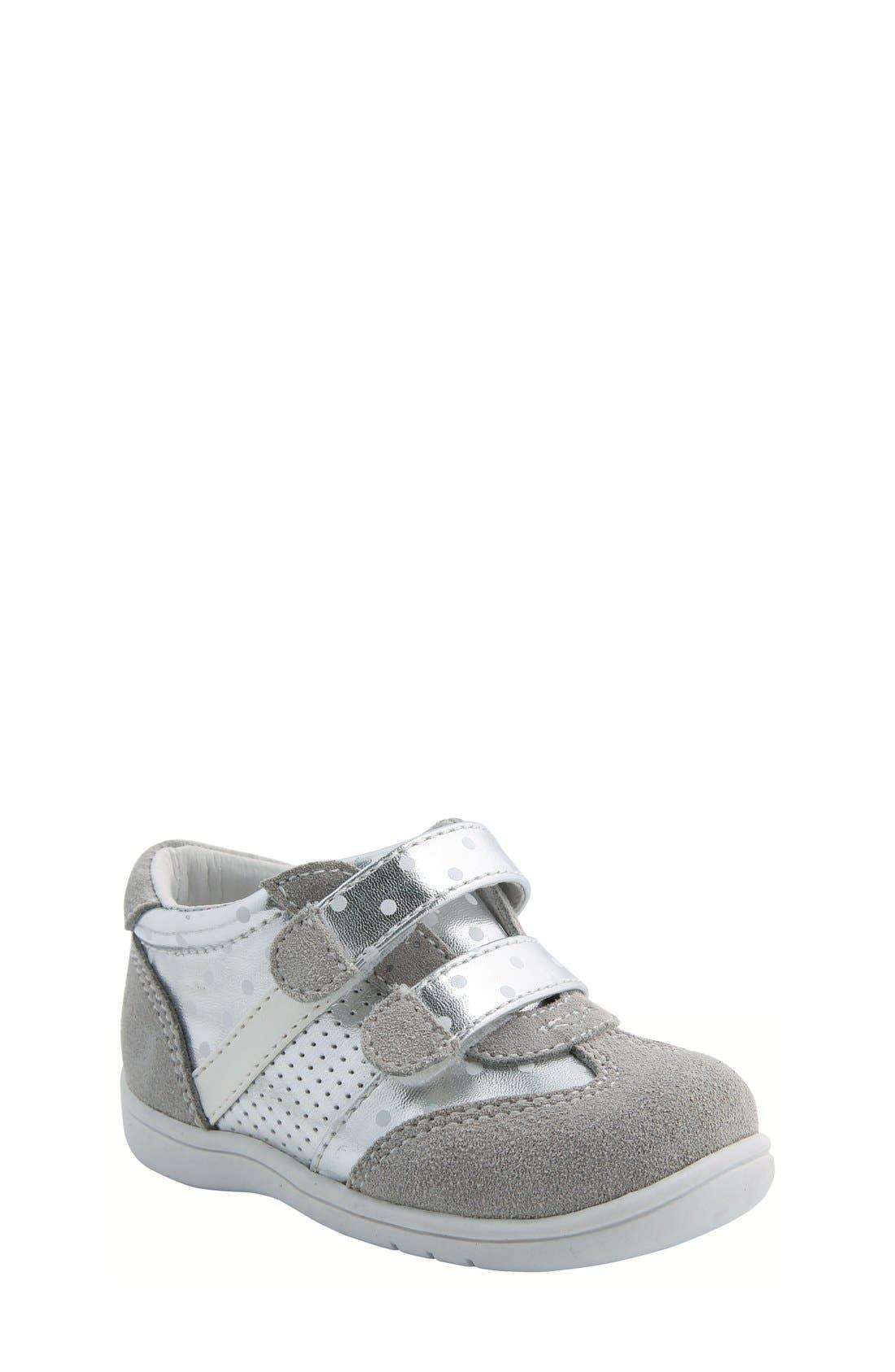 Nina 'Everest' Sneaker (Baby ...