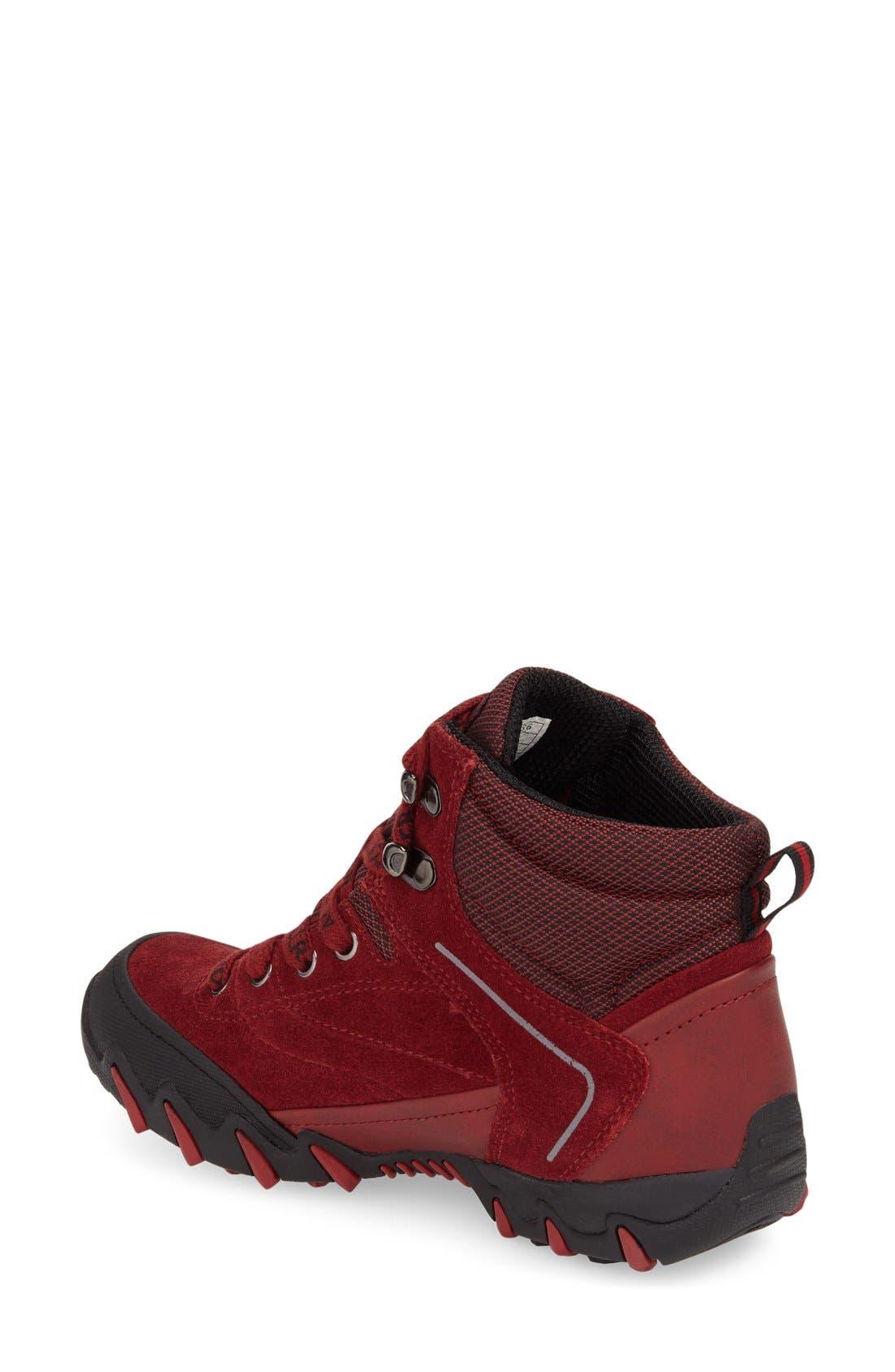 Alternate Image 2  - Allrounder by Mephisto 'Nigata-Tex' Waterproof Sneaker (Women)