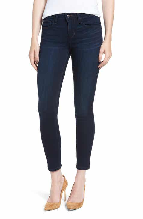 KUT from the Kloth Reese Side Stripe Ankle Straight Leg Jeans (Attribute) by KUT FROM THE KLOTH