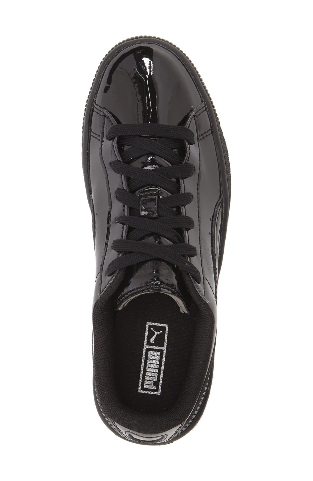 Alternate Image 3  - PUMA 'Basket Classic' Sneaker (Big Kid)