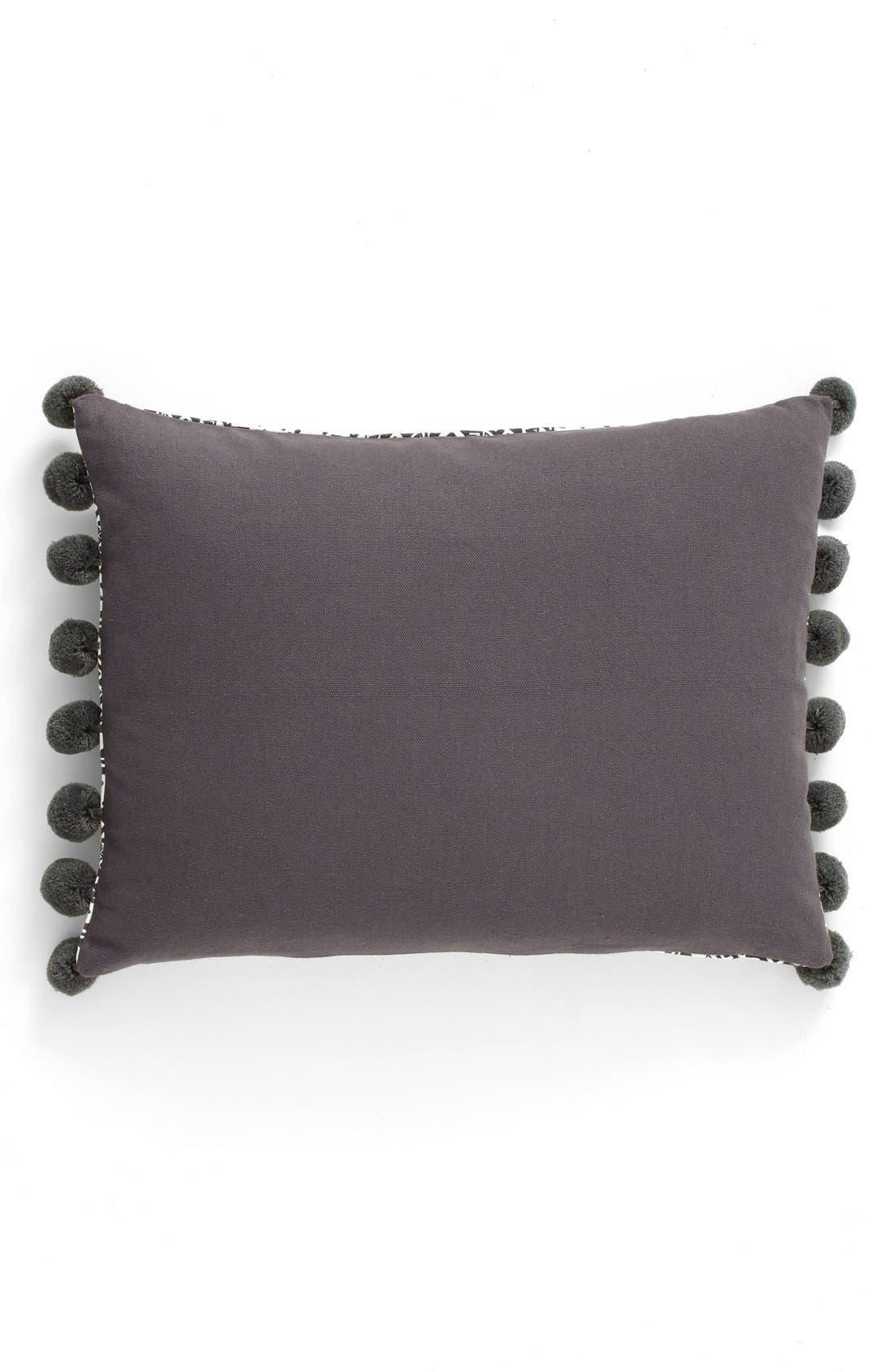 Alternate Image 2  - Levtex Geo Print Accent Pillow
