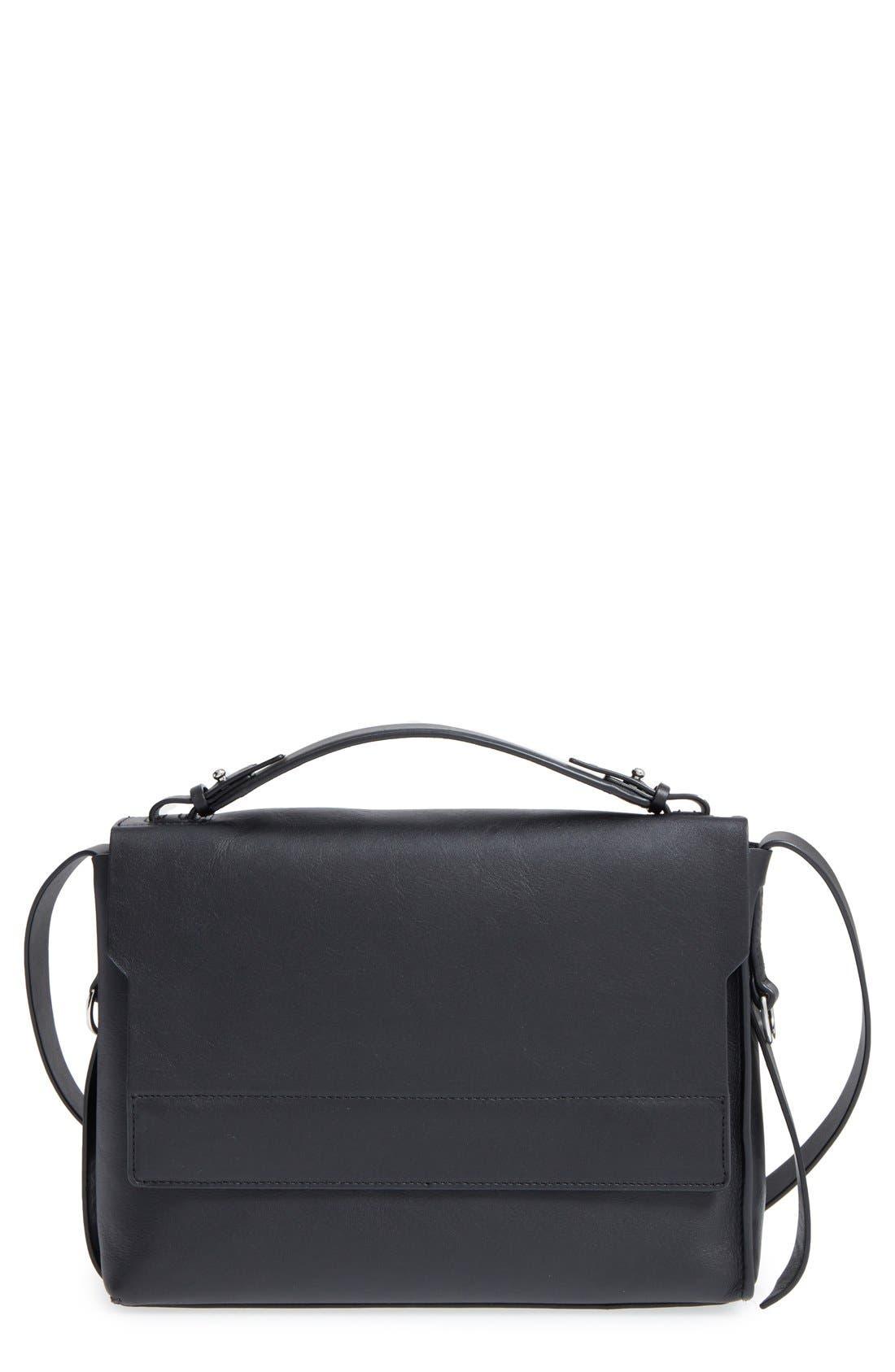 ALLSAINTS 'Paradise' Leather Shoulder Bag