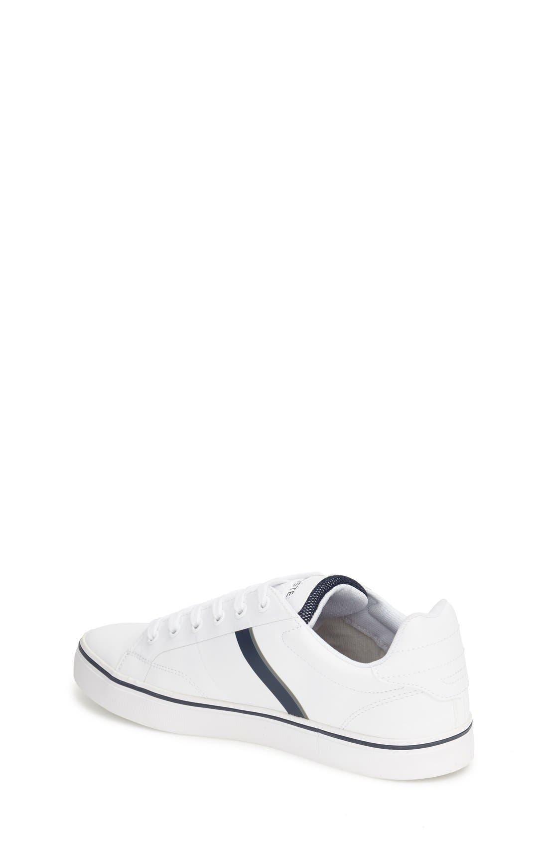 Alternate Image 2  - Lacoste 'Fairland' Sneaker (Women)