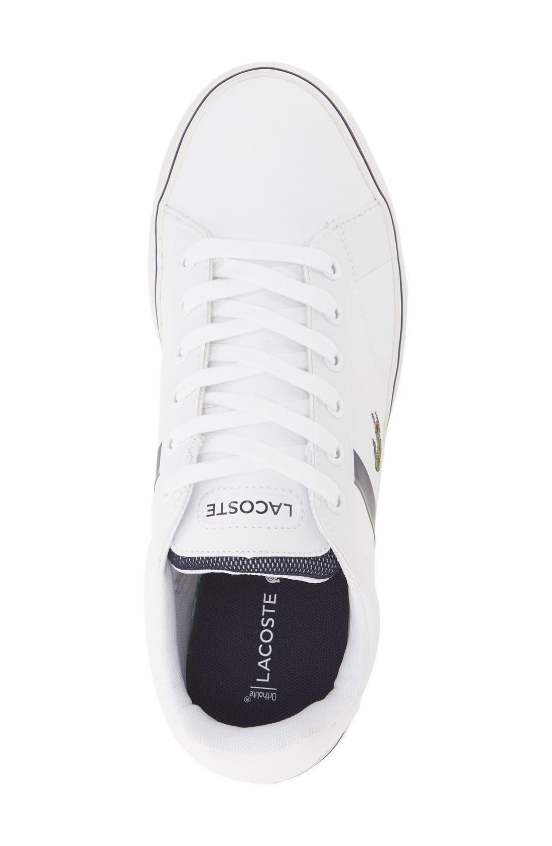 Alternate Image 3  - Lacoste 'Fairland' Sneaker (Women)