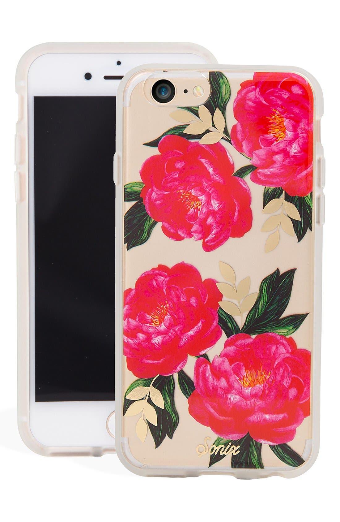 Cora iPhone 7/8 & 7/8 Plus Case,                         Main,                         color, Pink