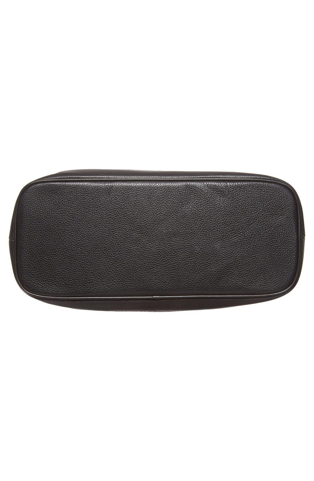 Alternate Image 6  - Longchamp 'Veau' Leather Tote