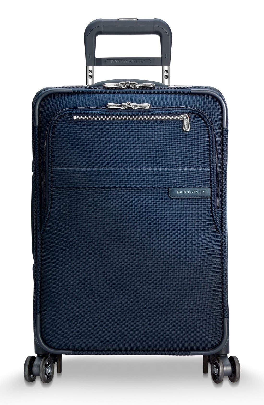 Main Image - Briggs & Riley Baseline 22-Inch Rolling Suitcase
