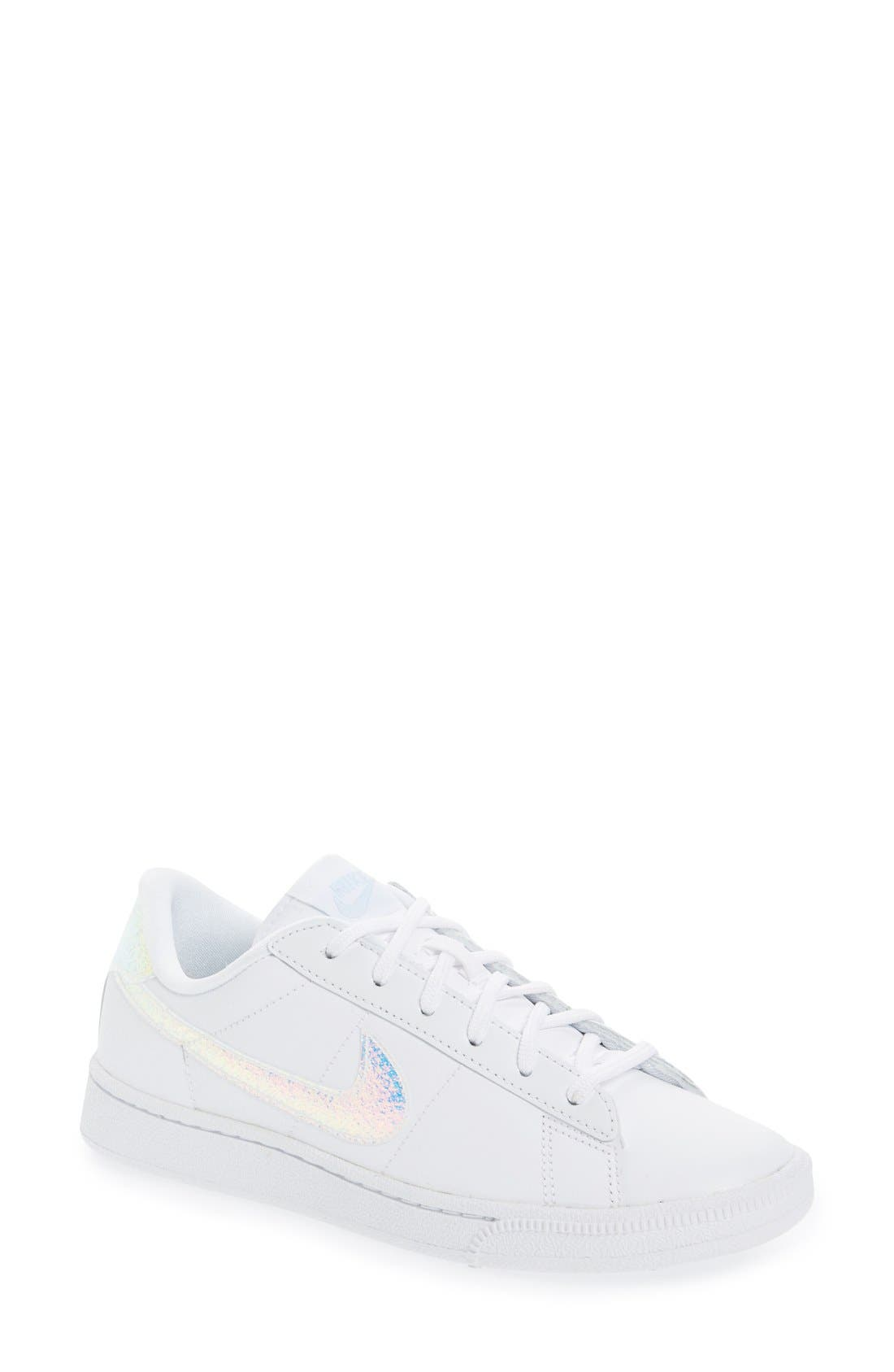 Alternate Image 1 Selected - Nike Tennis Classic Sneaker (Women)