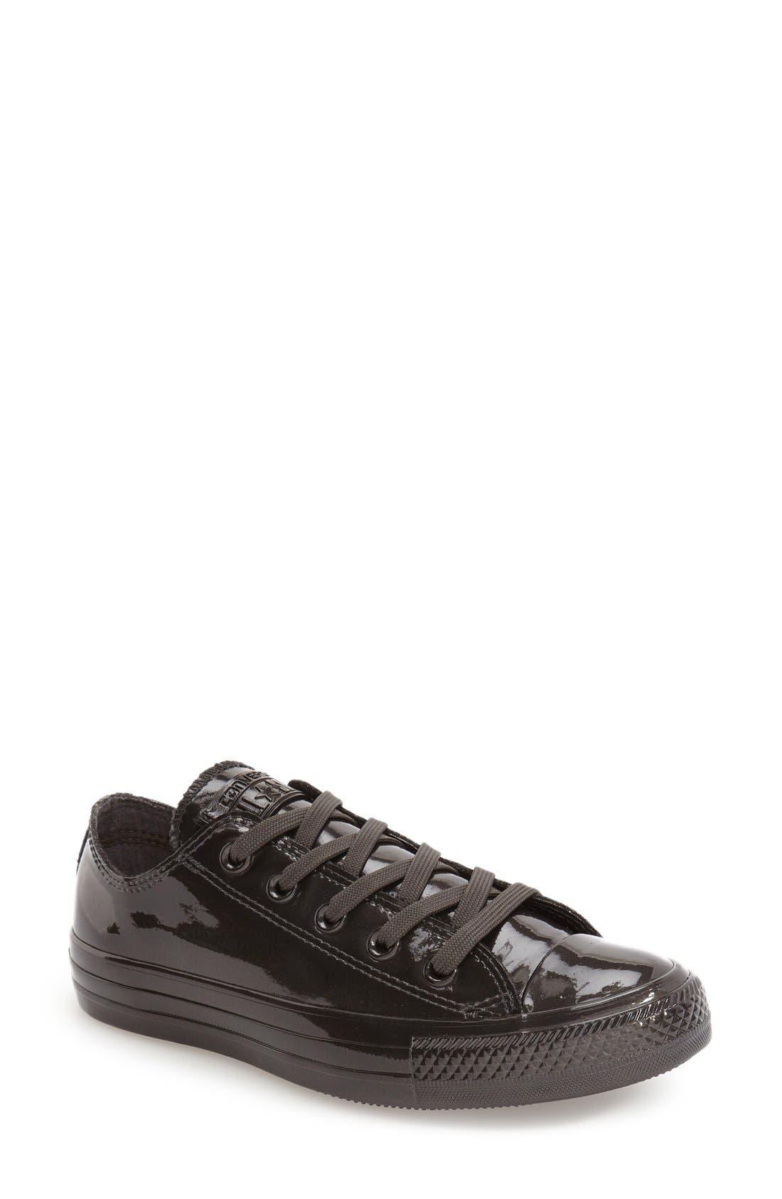 Main Image - Converse Chuck Taylor® All Star® Metallic Water Repellent Low Top Sneaker (Women)