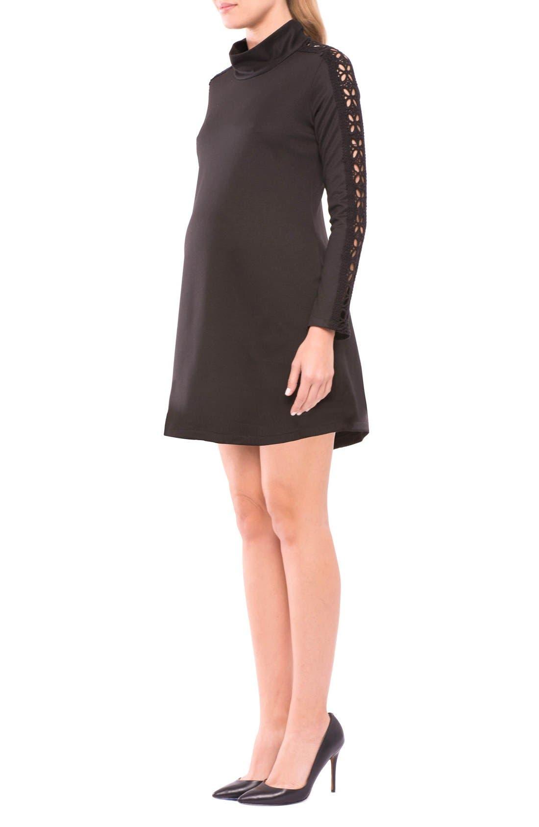 Alternate Image 4  - Olian Caroline Maternity Dress