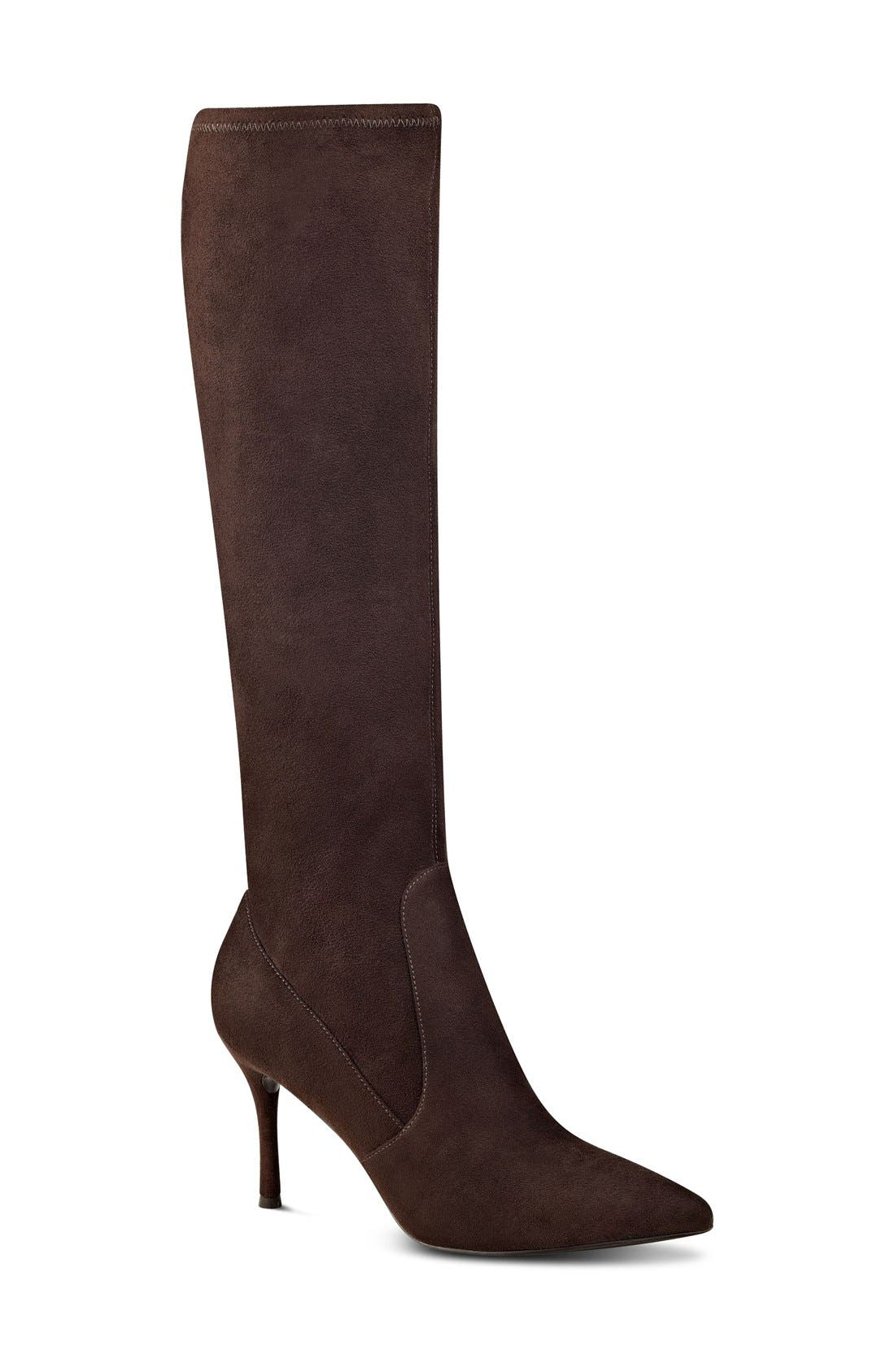 Alternate Image 1 Selected - Nine West 'Calla' Knee-High Boot (Women)