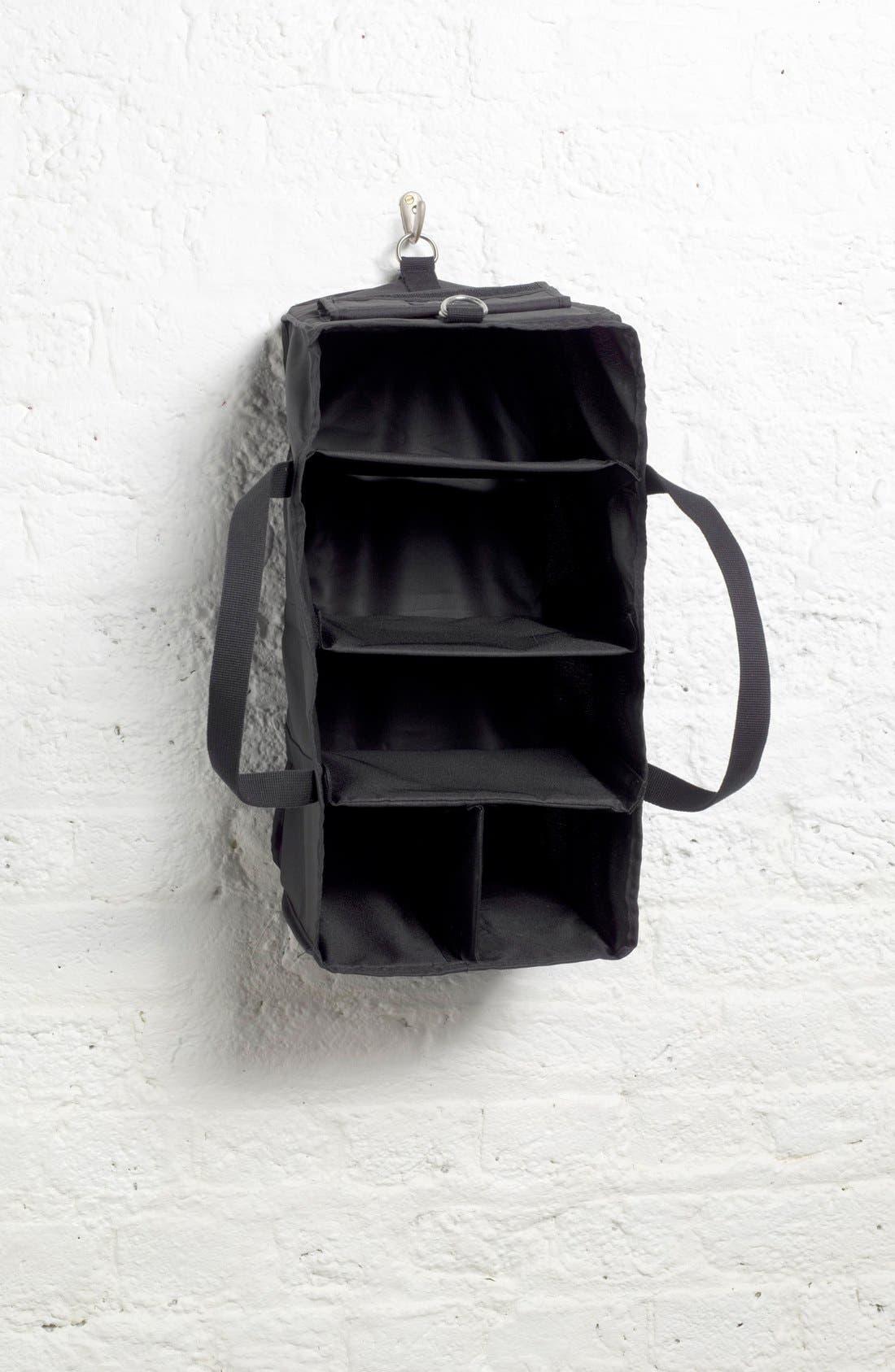 Alternate Image 3  - Storksak Cabin Wheeled Carry-On with Hanging Organizer