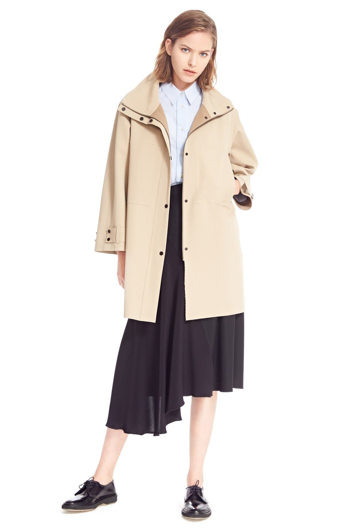 Alternate Image 6  - Colovos Bonded Wool Coat