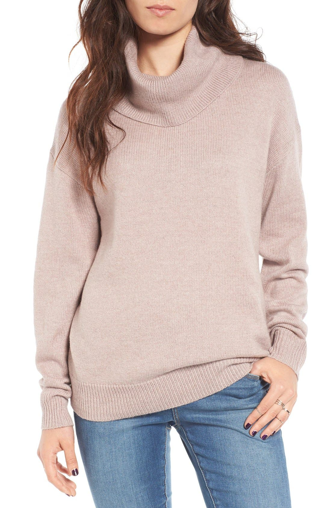 Alternate Image 1 Selected - BP. Turtleneck Sweater