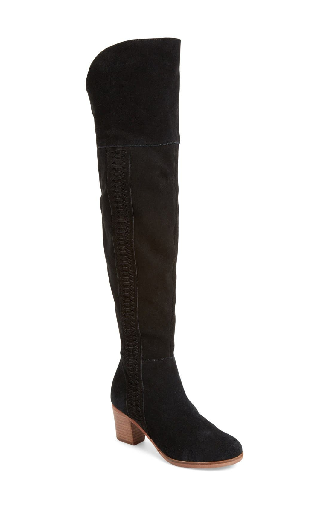 Main Image - Matisse Muse Tall Boot (Women) (Narrow Calf)
