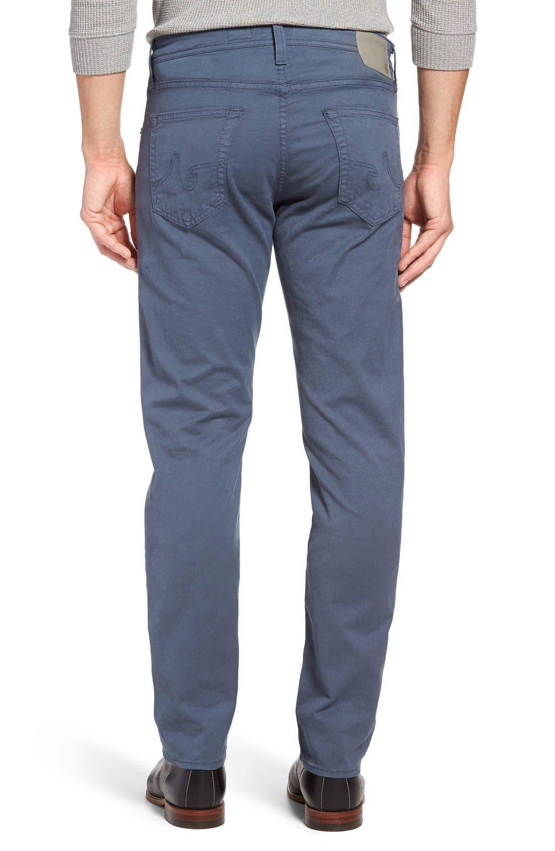 Alternate Image 2  - AG 'Matchbox BES' Slim Fit Pants