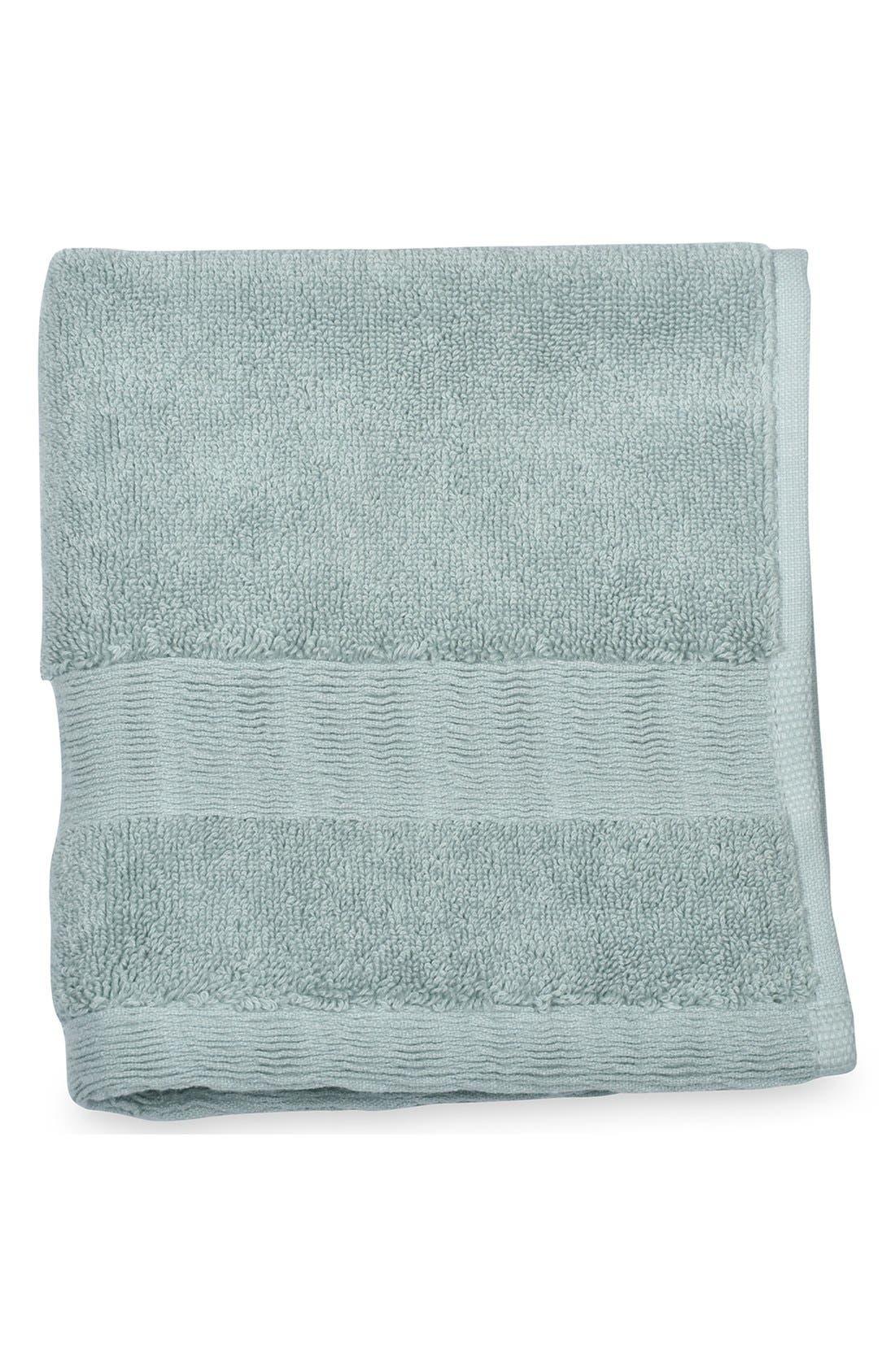 Mercer Wash Towel,                             Main thumbnail 1, color,                             Mist