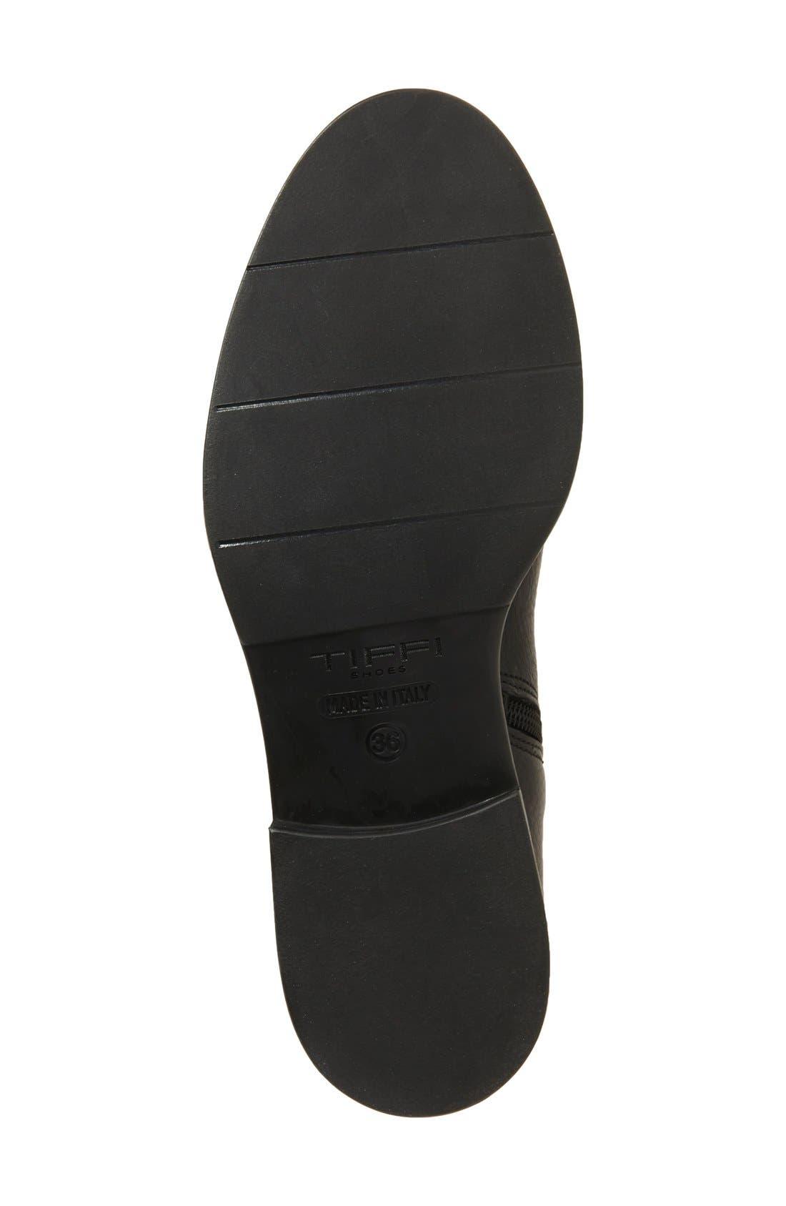 Alternate Image 4  - Tiffi Tall Riding Boot (Women)