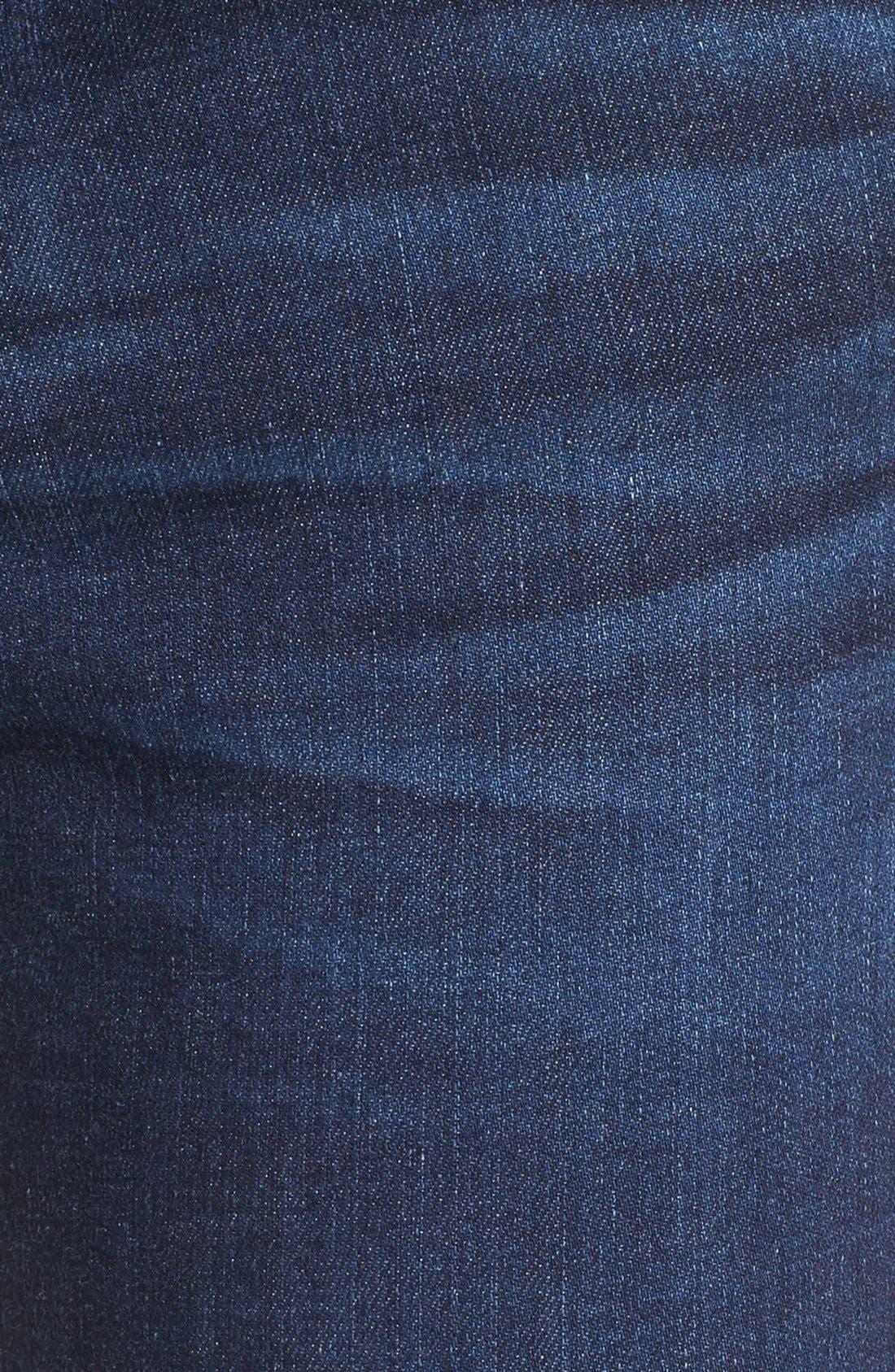 The Stilt Cigarette Leg Jeans,                             Alternate thumbnail 6, color,                             Workroom