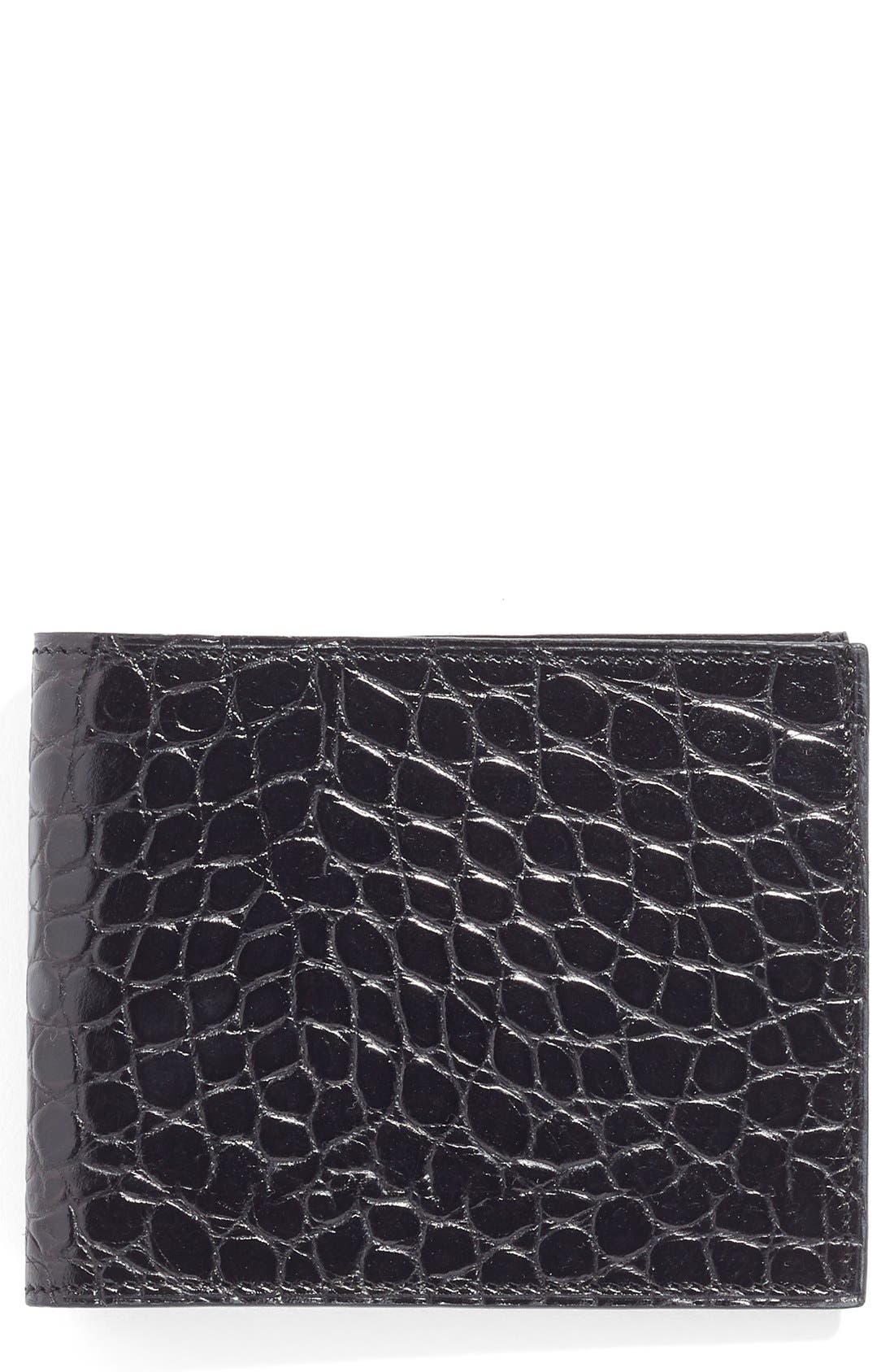 Alternate Image 1 Selected - Martin Dingman Leather Wallet