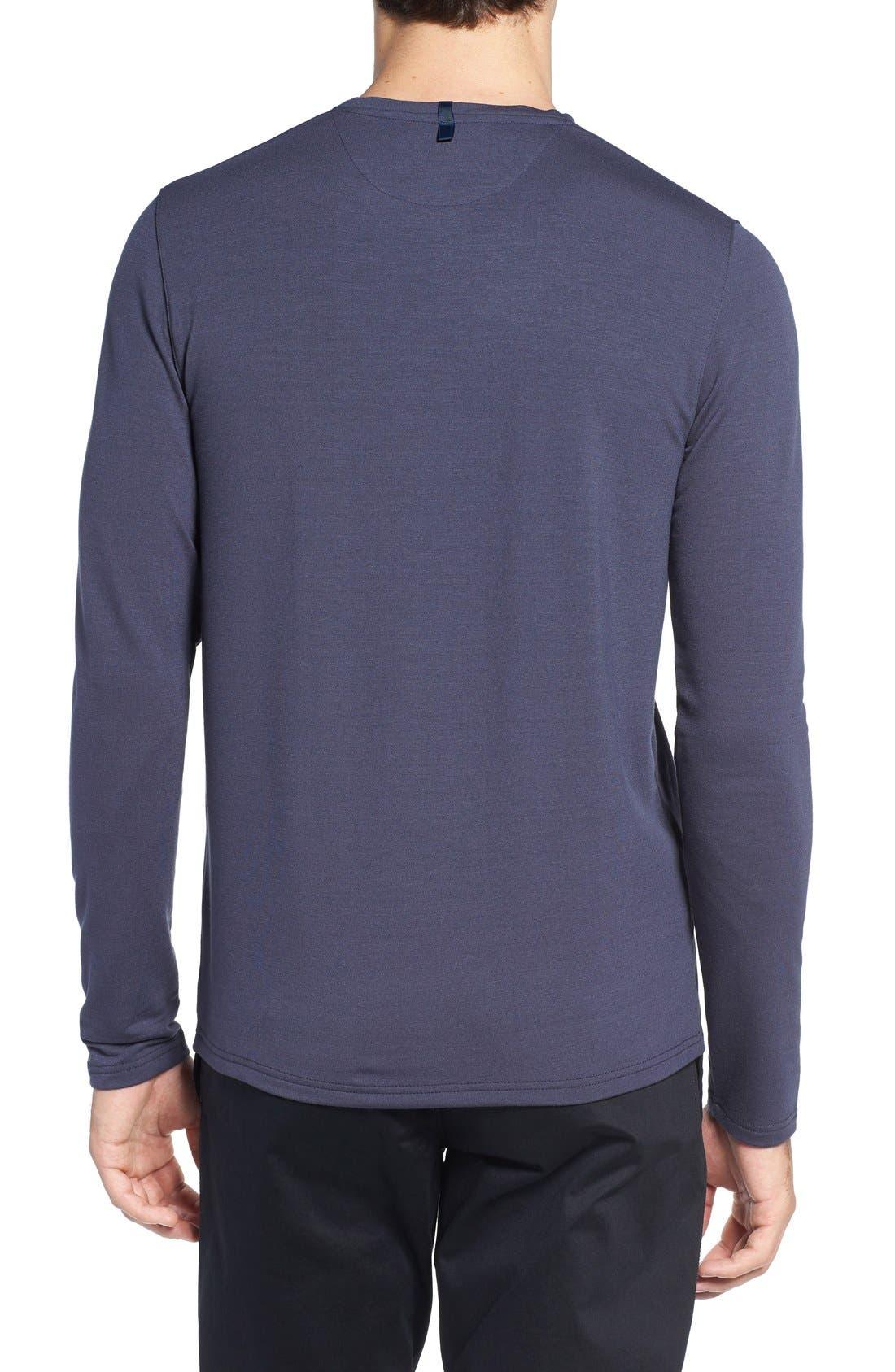 Alternate Image 2  - W.R.K Bona Pocket T-Shirt