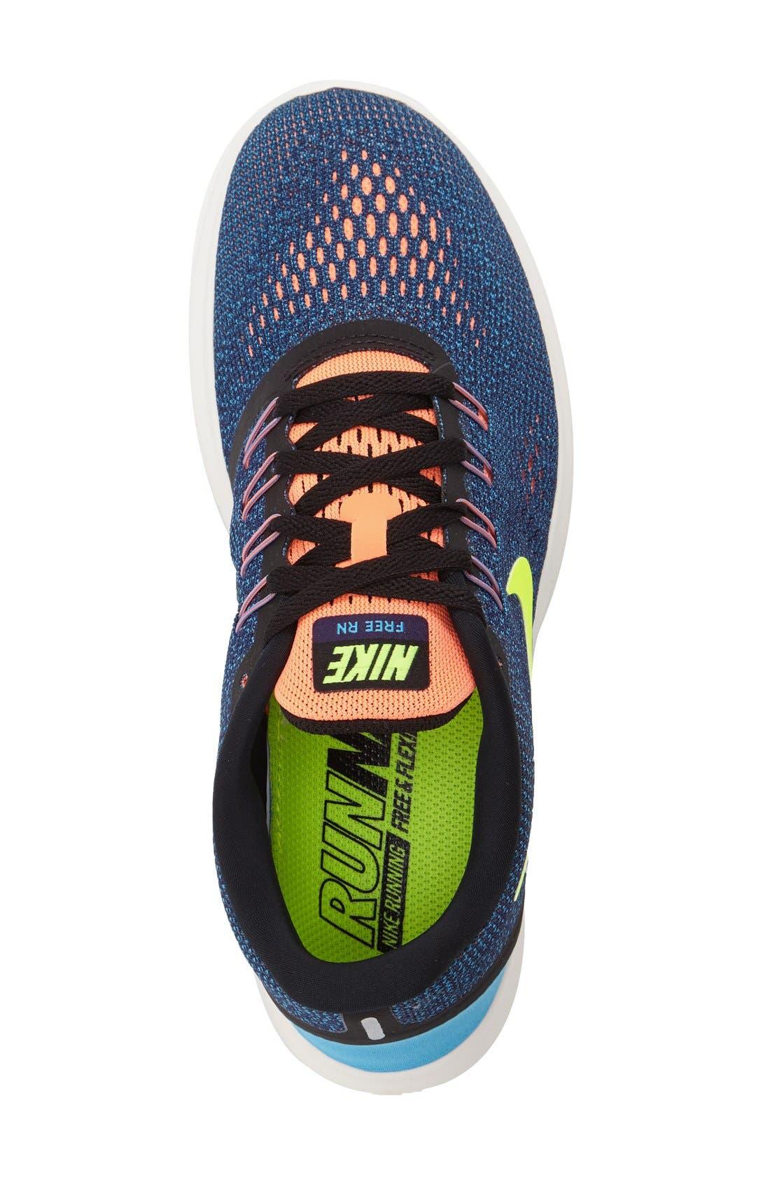 Alternate Image 3  - Nike Free RN Running Shoe (Women)