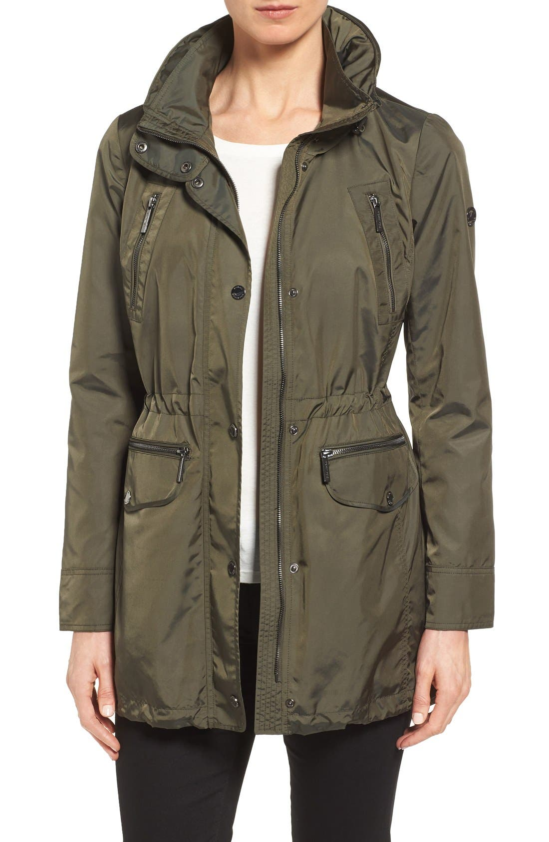 Women's Green Petite Coats & Jackets | Nordstrom