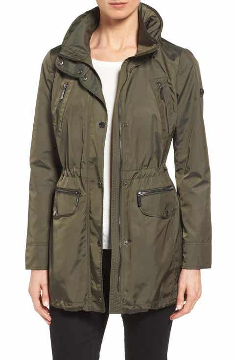 Women's Green Anorak & Parka Coats & Jackets | Nordstrom