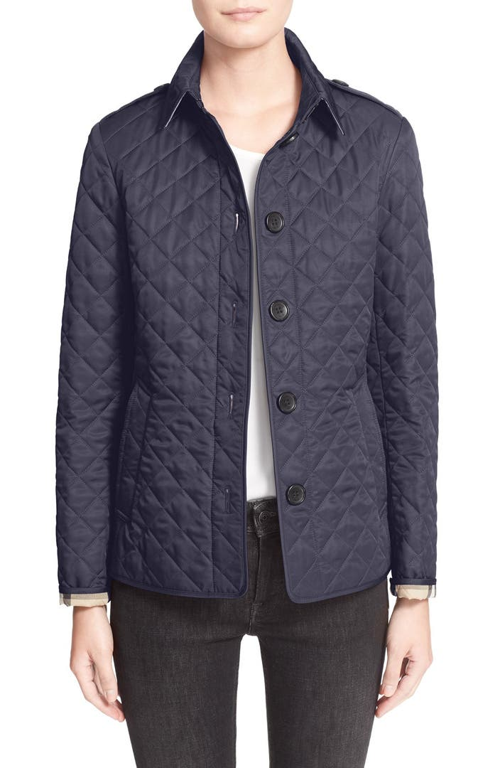 Burberry Ashurst Quilted Jacket Nordstrom